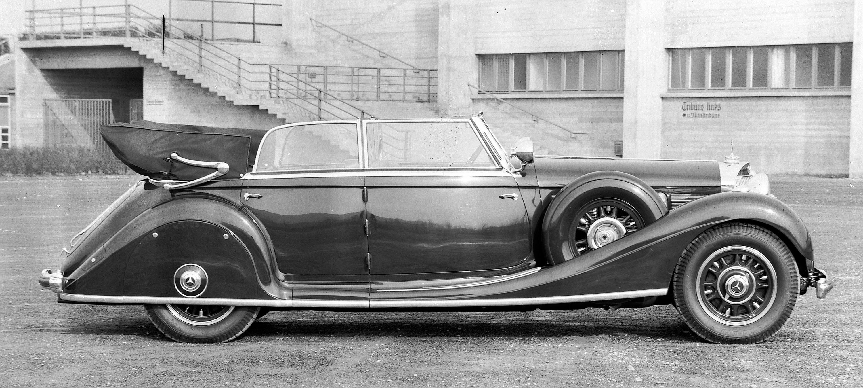 1930 Mercedes Benz 770 Grand Mercedes Picture 94777