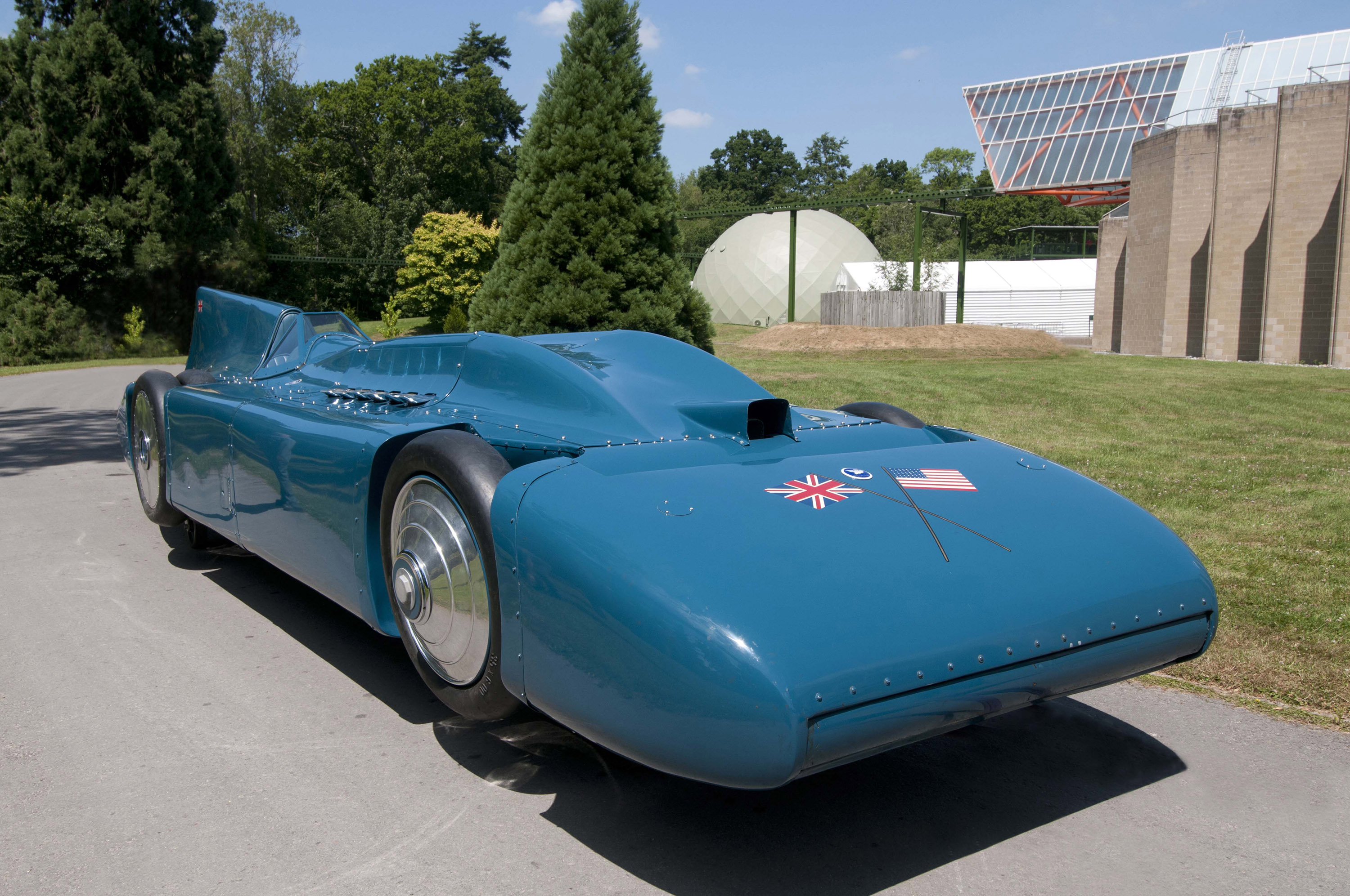 1935 Blue Bird V Land Speed Record 484 5 Km H