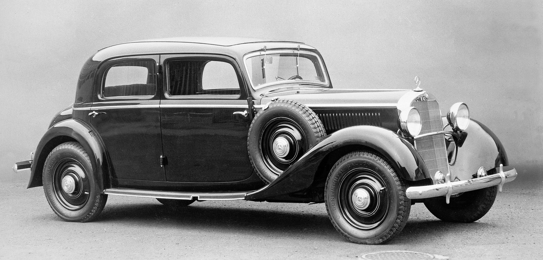 1936 mercedes benz 260d picture 94461 for Mercedes benz 260