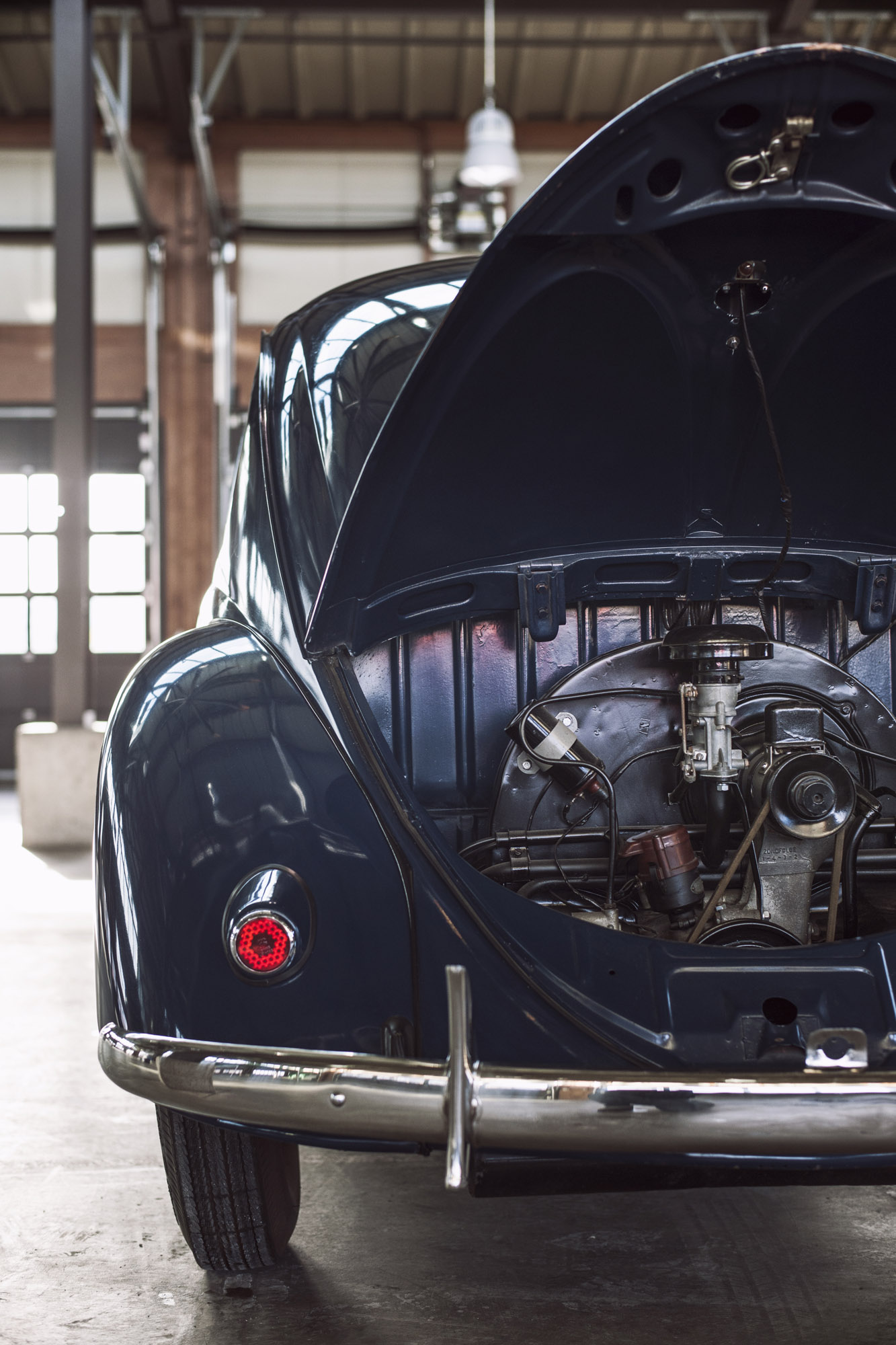 Tanner Foust Vw >> Volkswagen Beetle Marks 65 Years In The United States