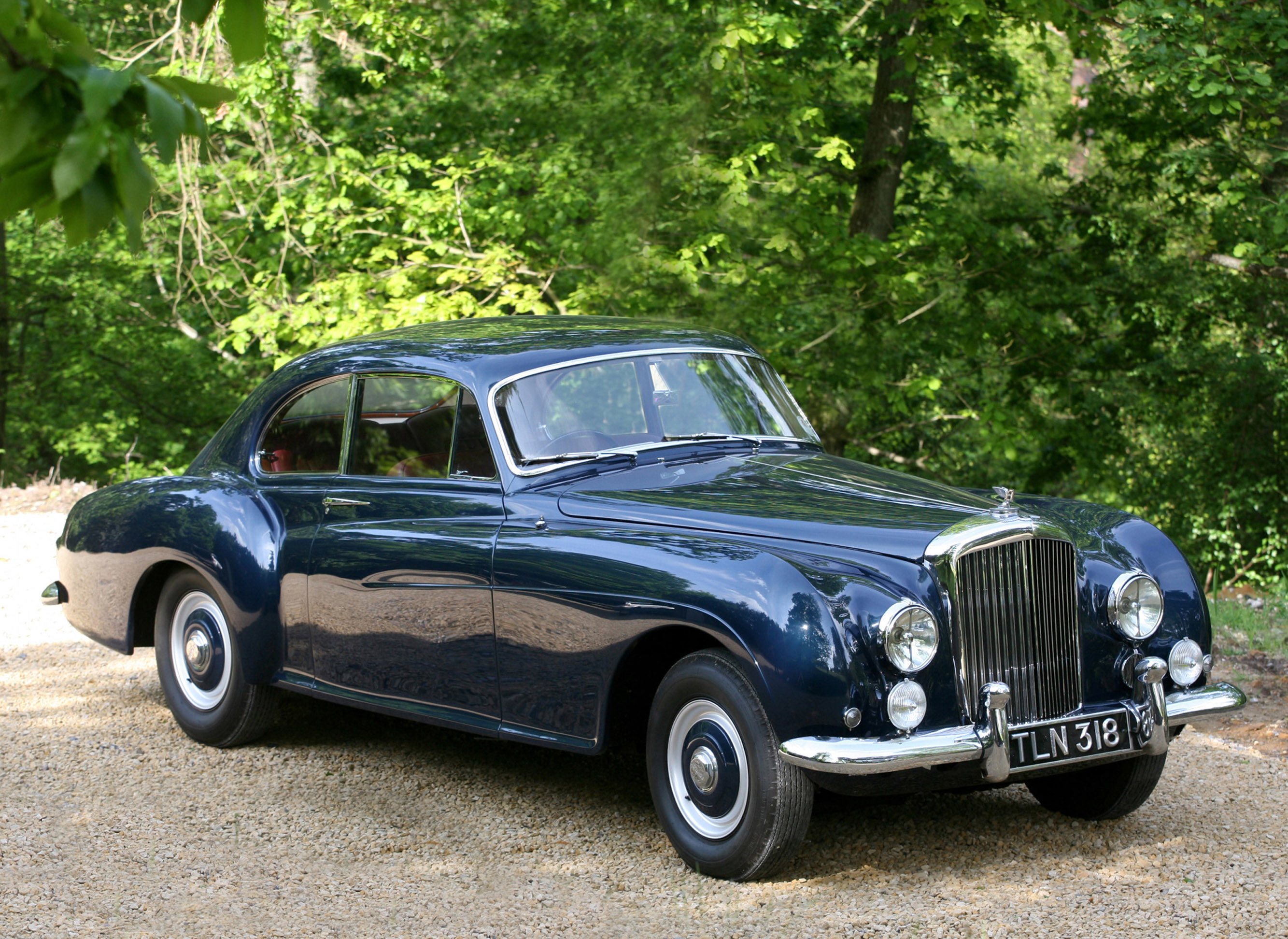 Bentley ontinental  ype (1952)  HD Pictures @ utomobilesreview
