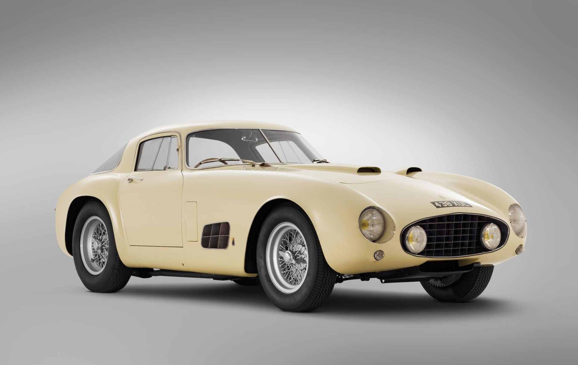1955 Ferrari 410 S Picture 72734