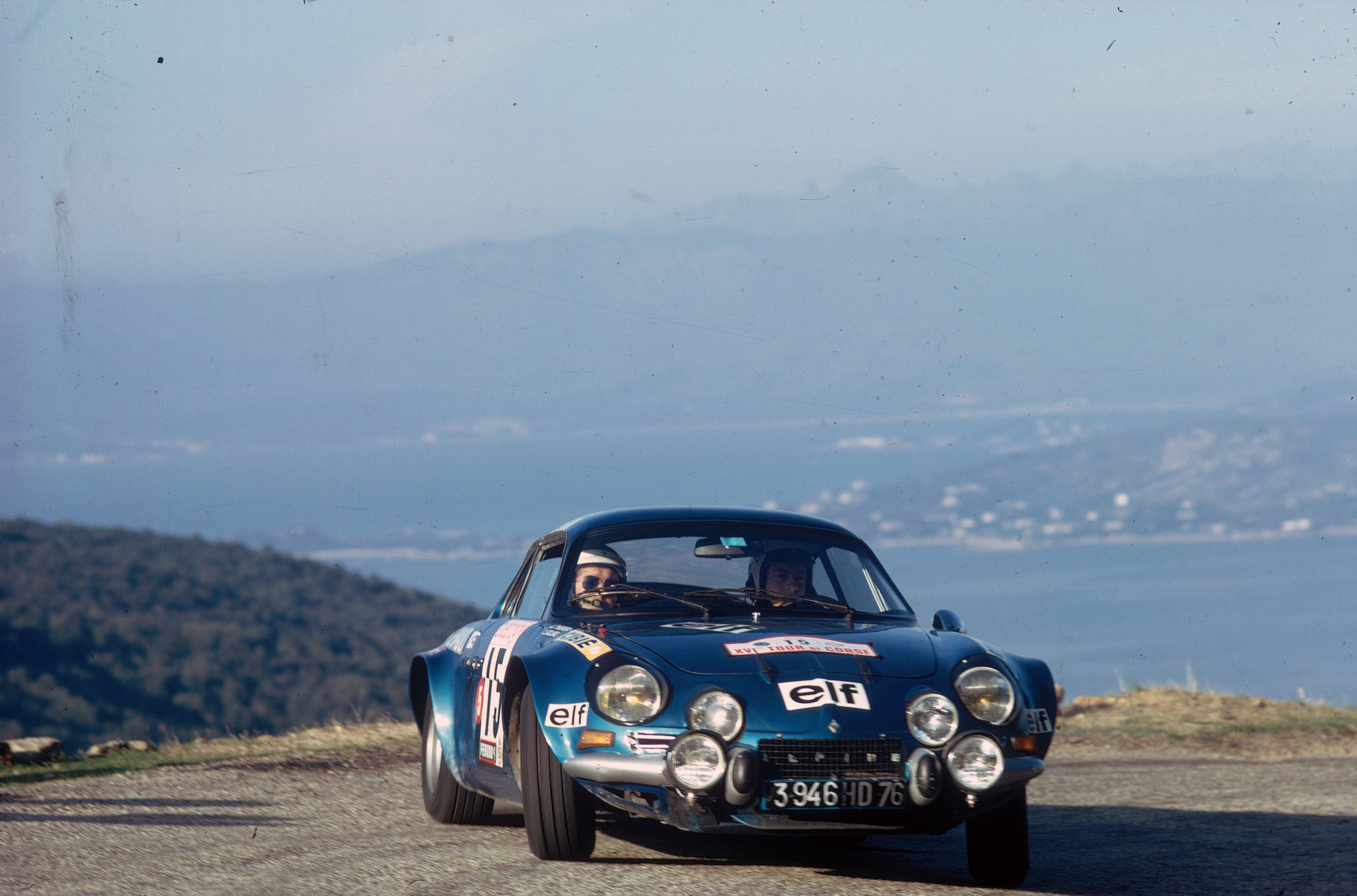 1962 Renault Alpine A110 Picture 92984