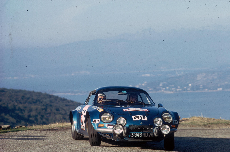 1962 renault alpine a110 - photo #28