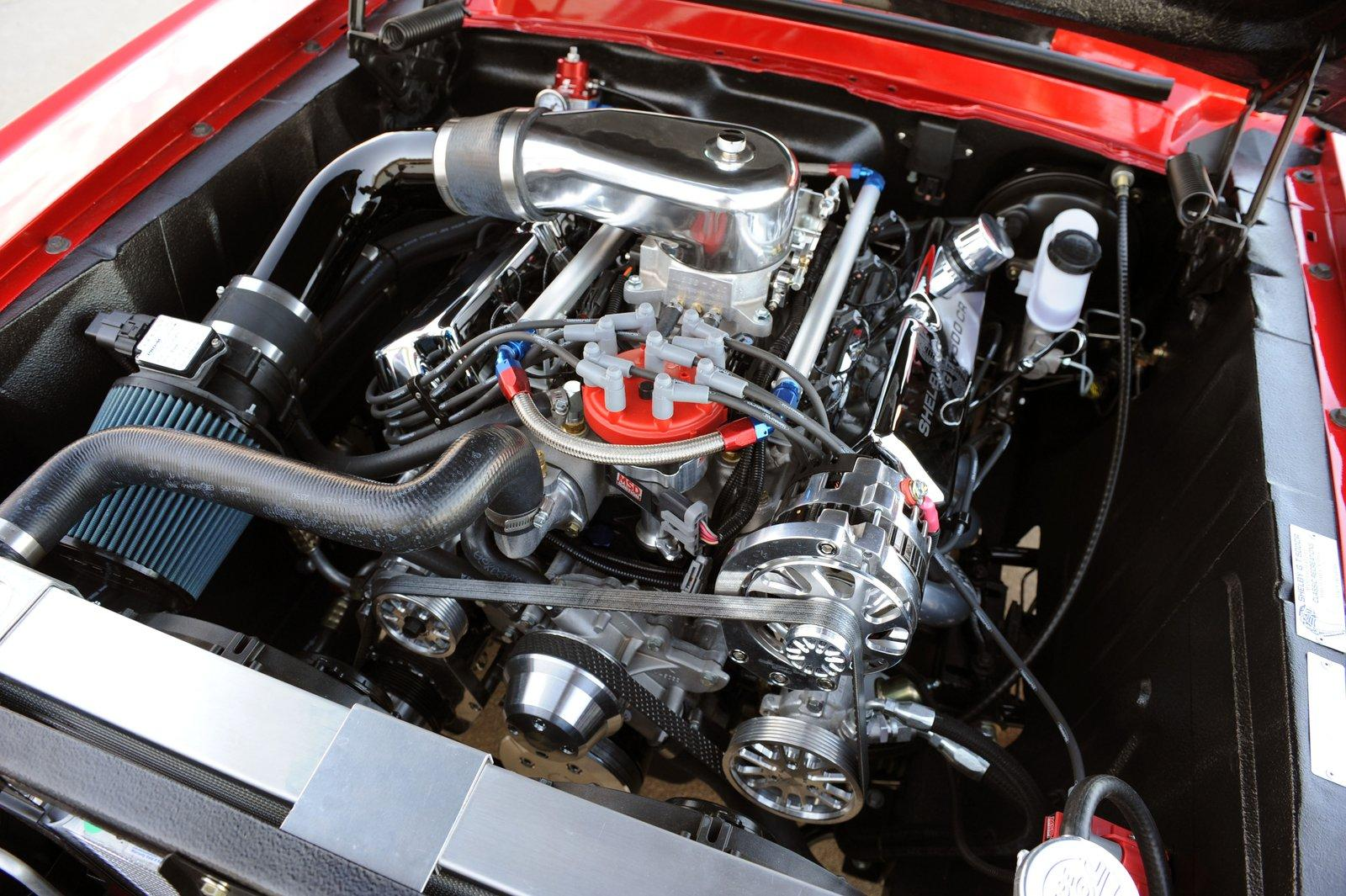 1967 Shelby Gt500cr A Brutal Car From Classic Recreations