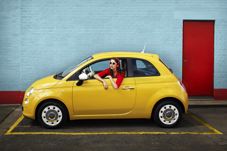 Маленькая машина для девушки автомат фото 4