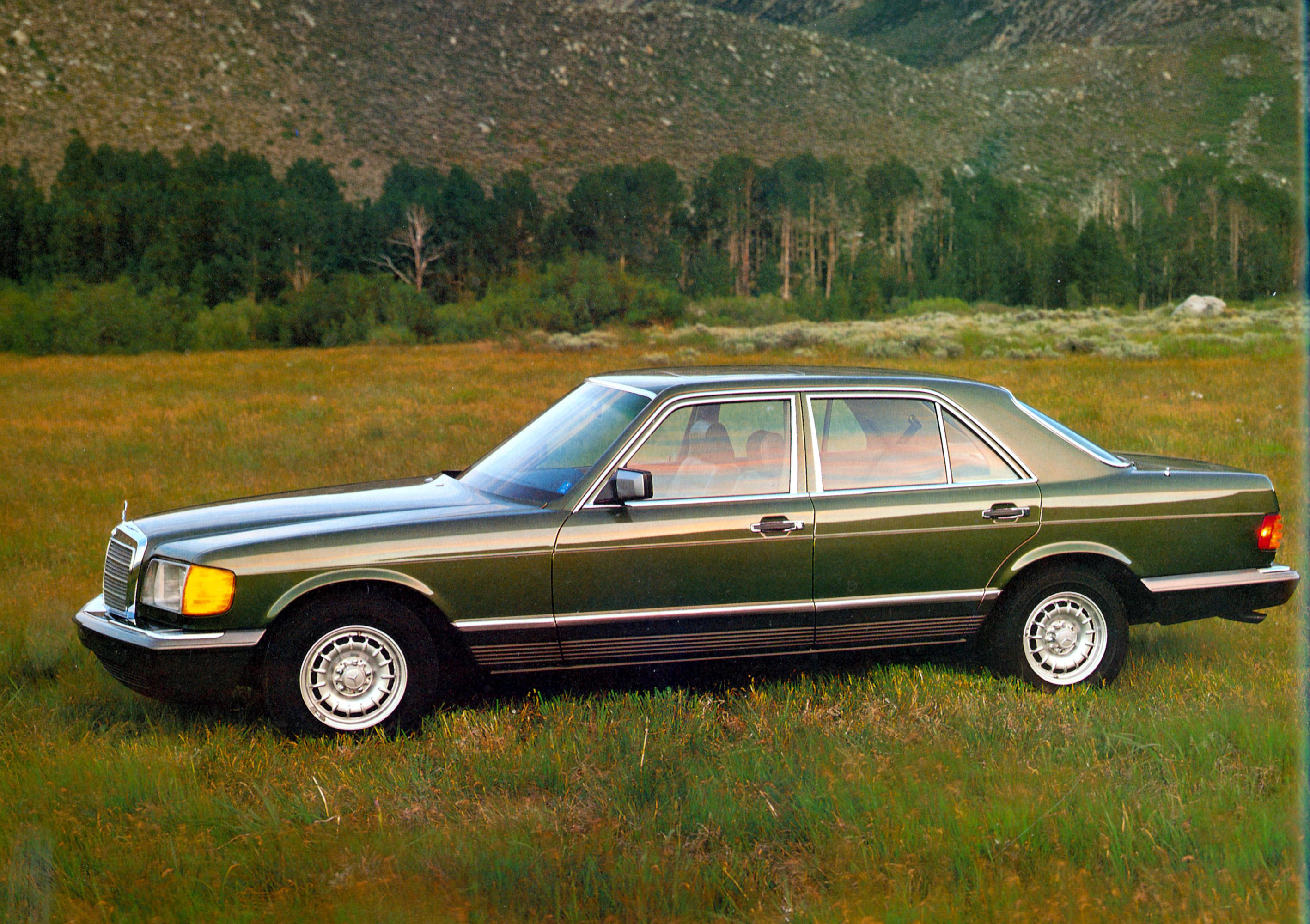1979 mercedes benz s class w126 picture 94906 for Mercedes benz w126