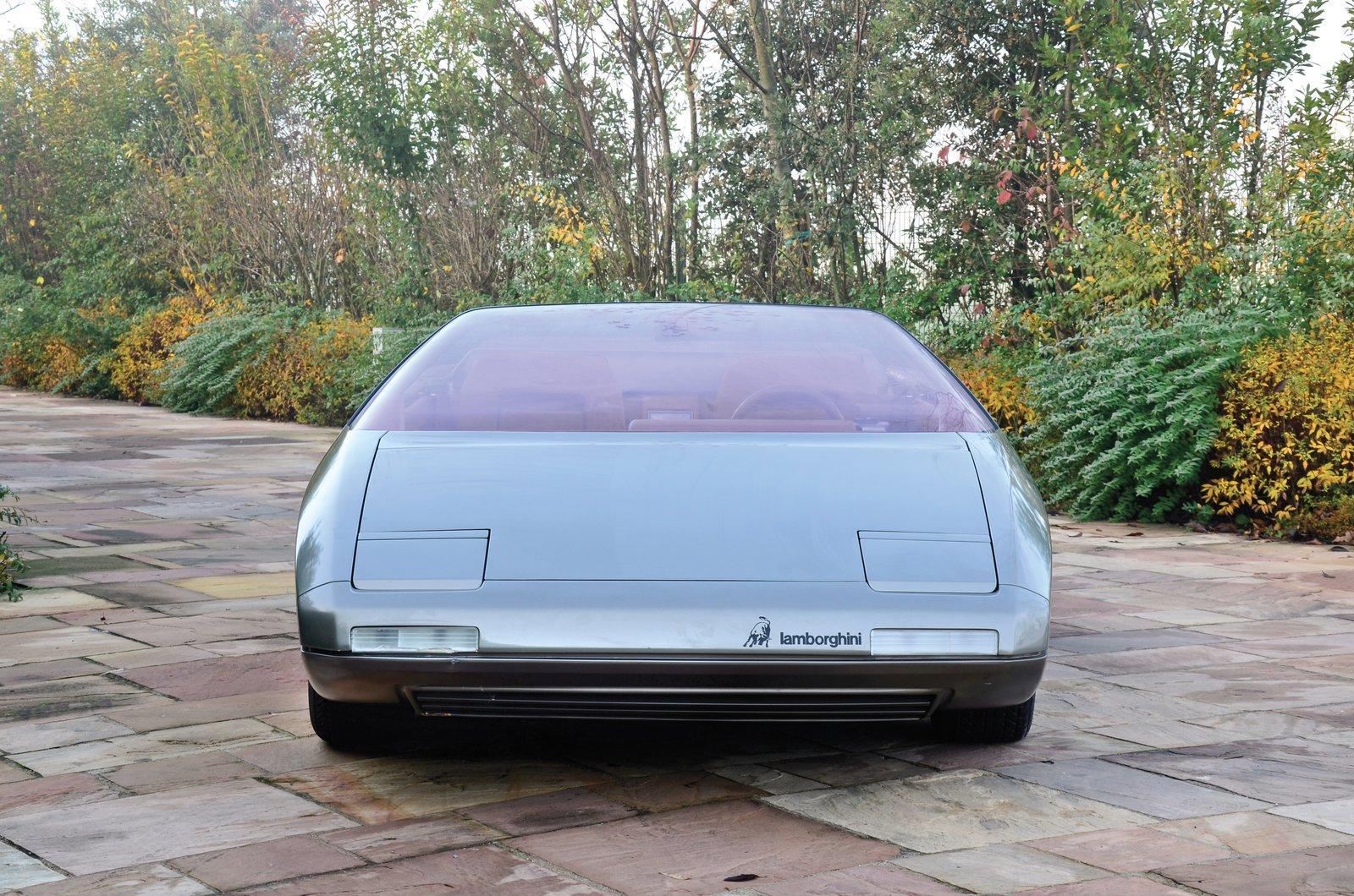 1980 Lamborghini Athon Concept Picture 52050