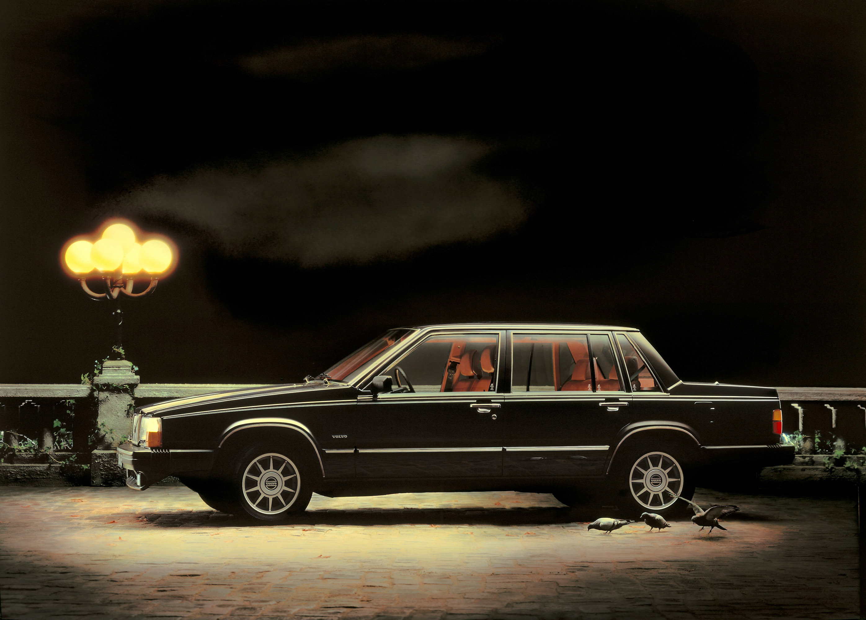 Volvo 760 1982 for Crown mercedes benz