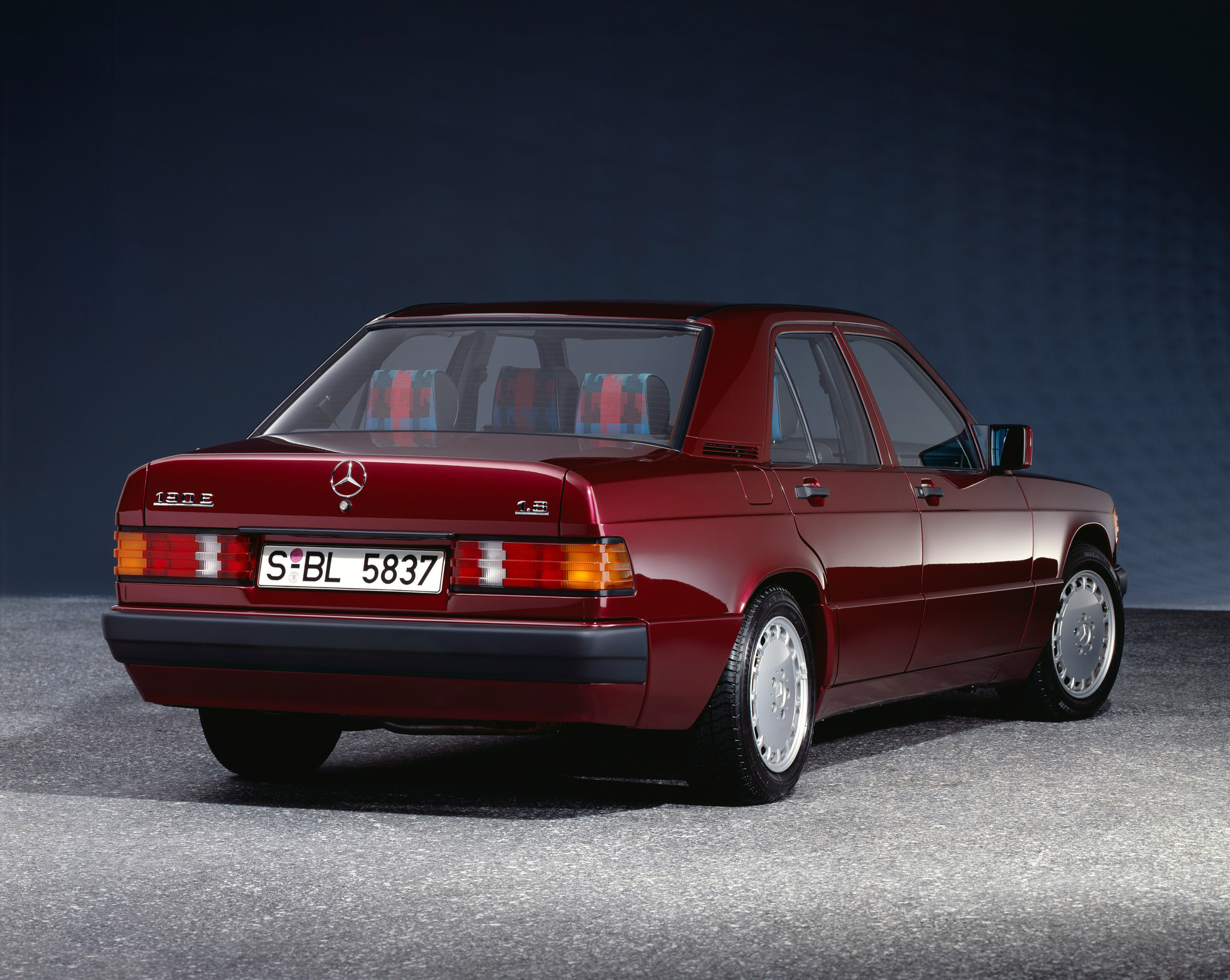 1984 Mercedes Benz 190 W201 Series Picture 94934