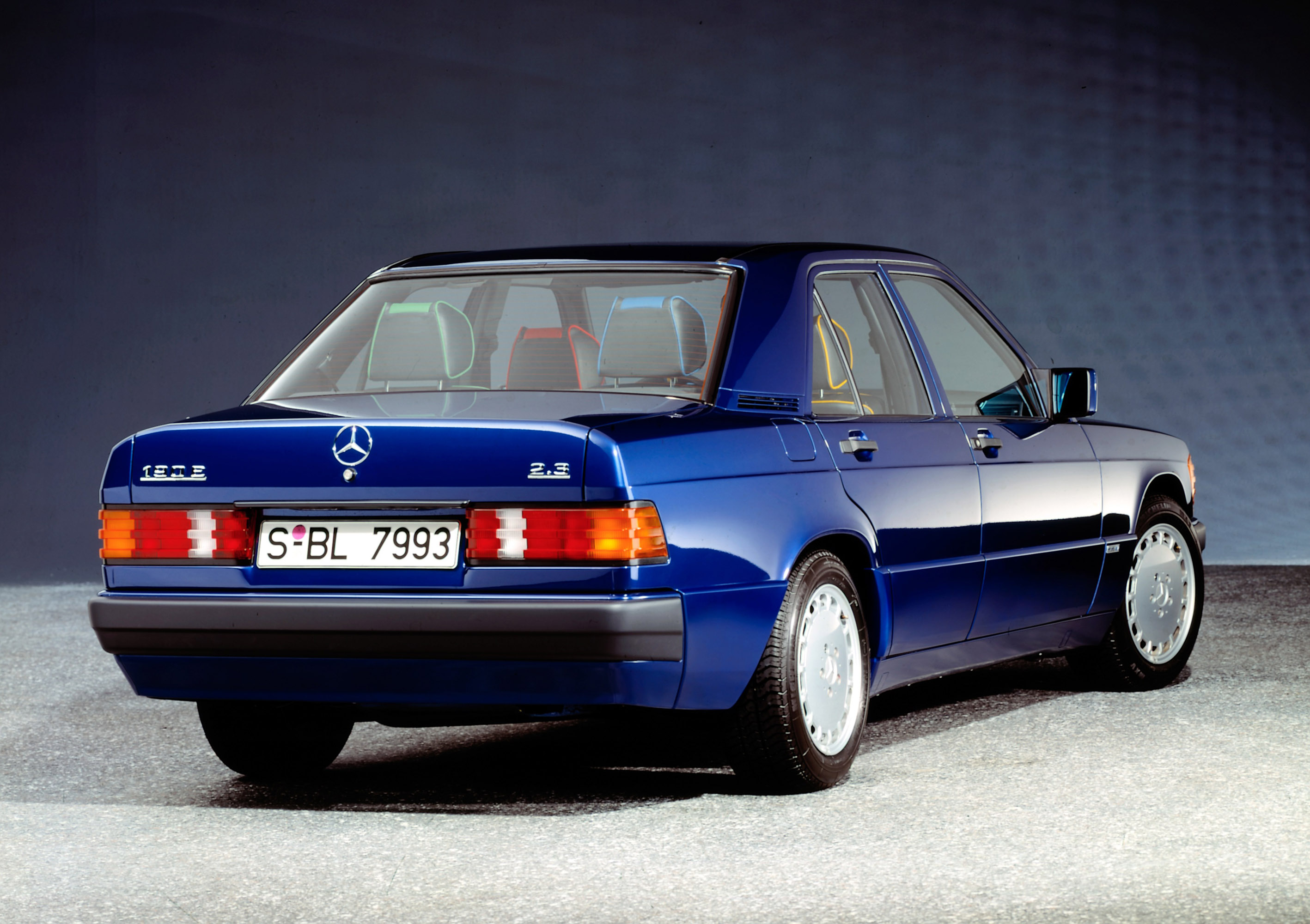 1984 Mercedes Benz 190 W201 Series Picture 94935