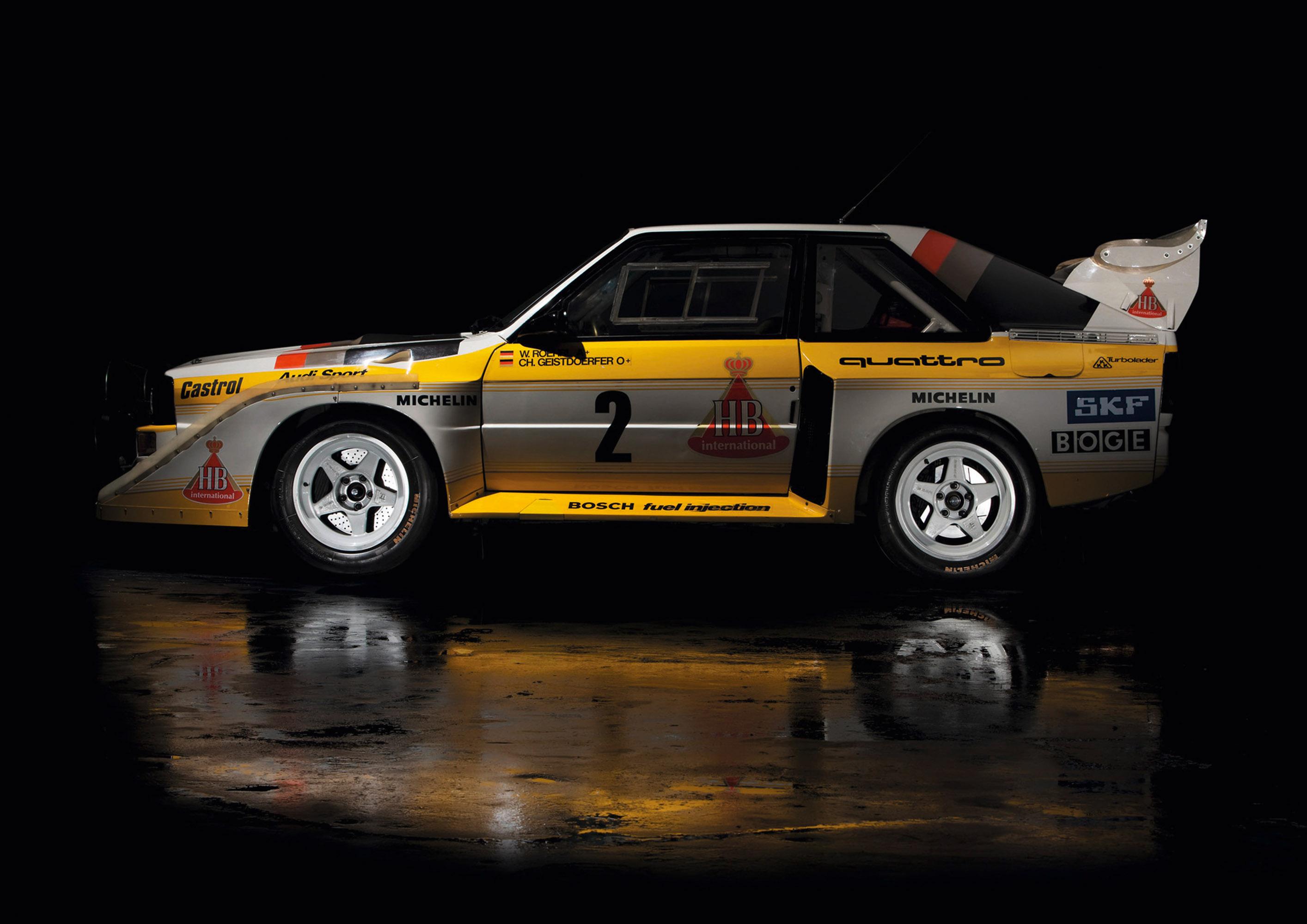 1985 Audi Sport Quattro S1 E2 - Picture 64821