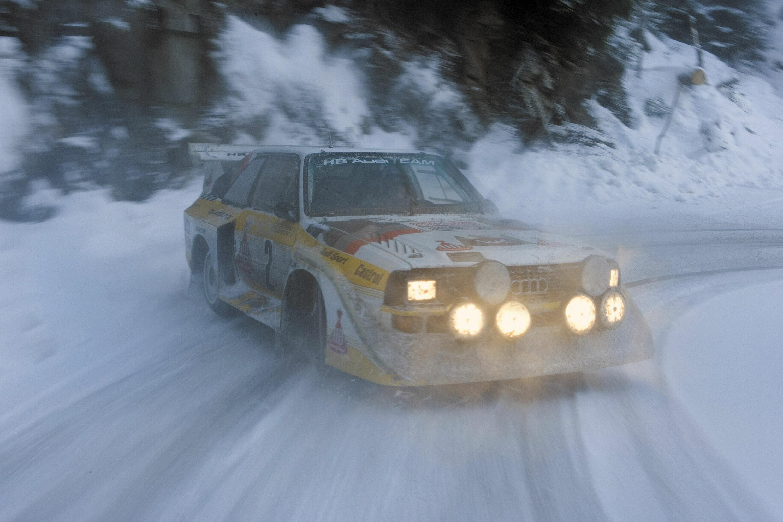Audi Quattro Rally >> 1985 Audi Sport Quattro S1 E2