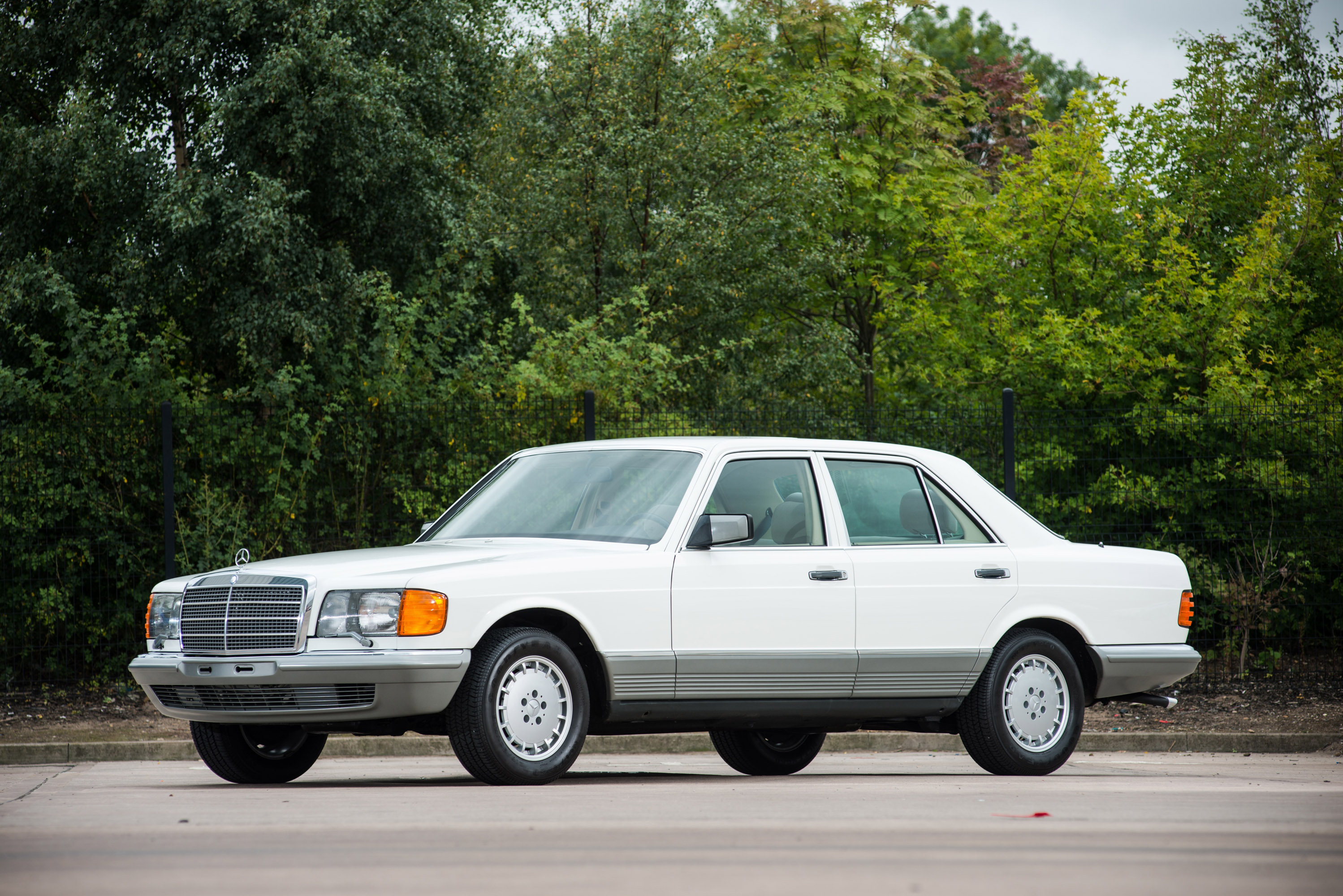 Five stunning vehicles will find their new owner at for 1985 mercedes benz