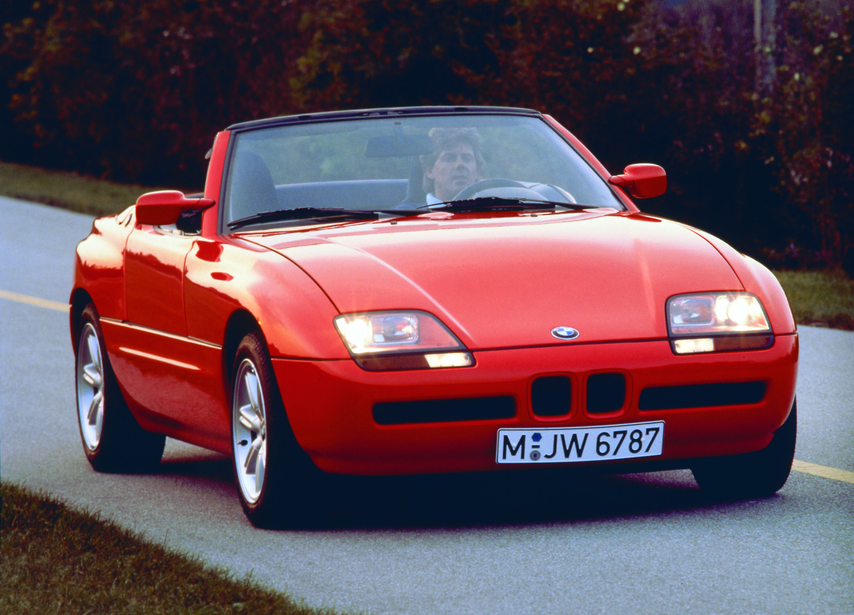Bmw To Celebrate 25 Years Of The Z1