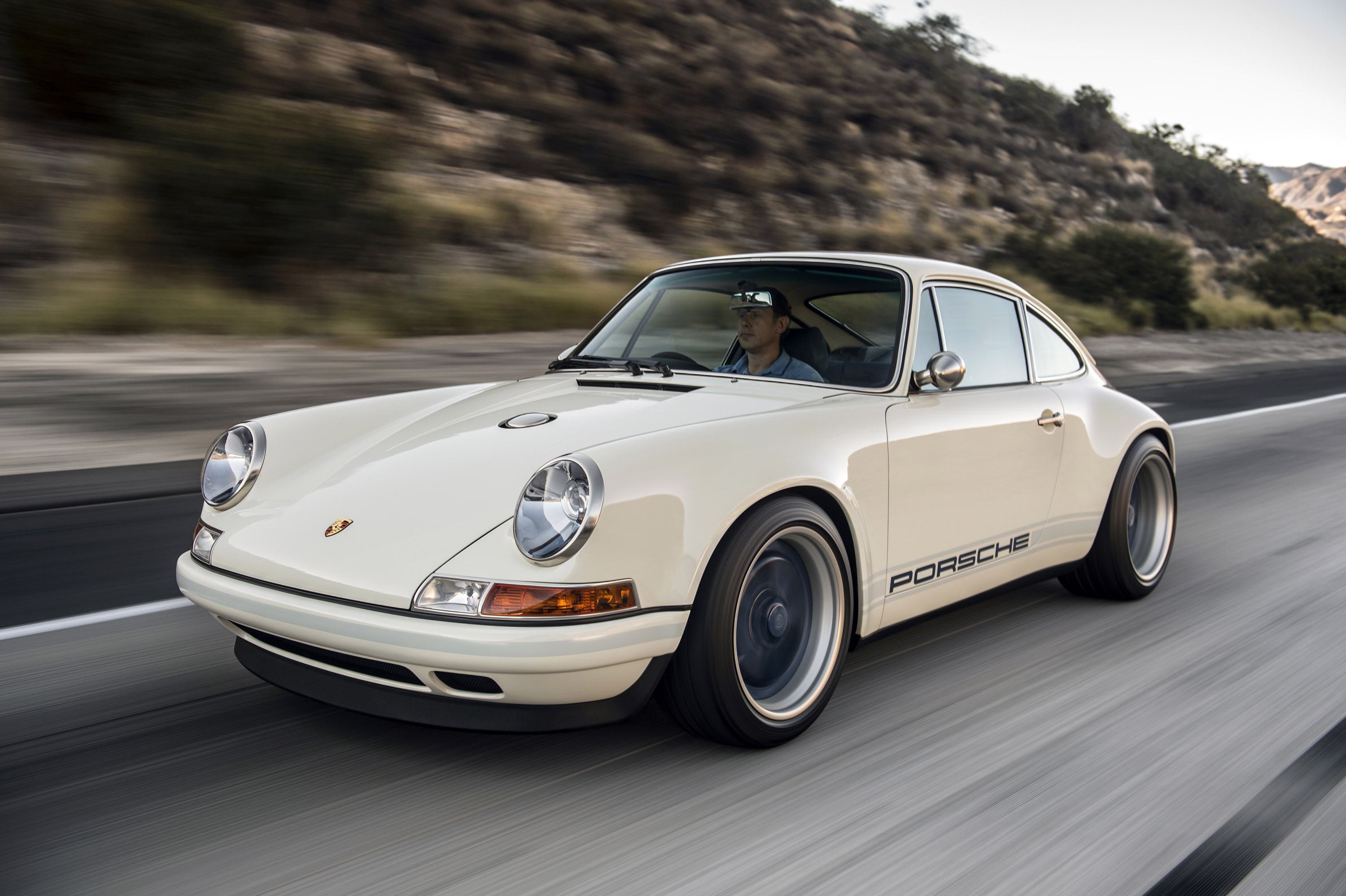 Singer Vehicle Design Will Showcase A Special 1990 Porsche