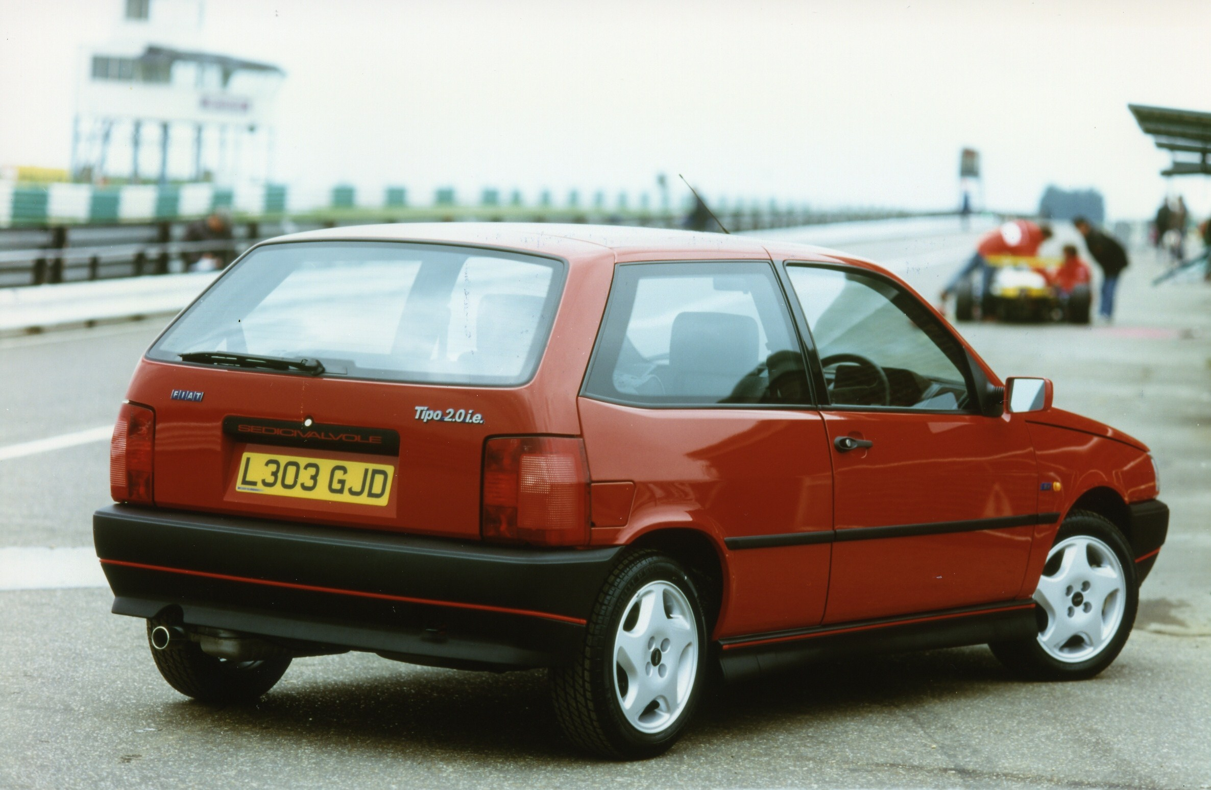 1993 Fiat Tipo 2 0ie 16v Picture 39820
