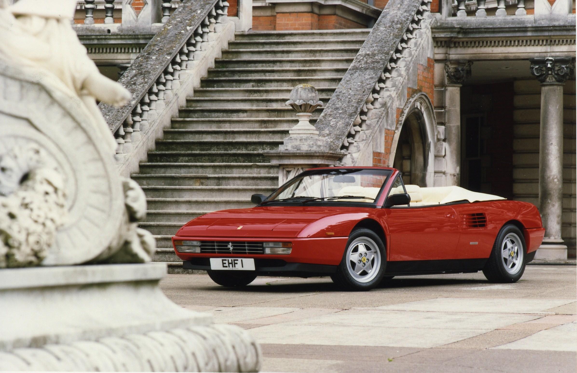 1994-ferrari-mondial-t-cabriolet-01 Breathtaking Ferrari Mondial T Cabrio Kaufen Cars Trend