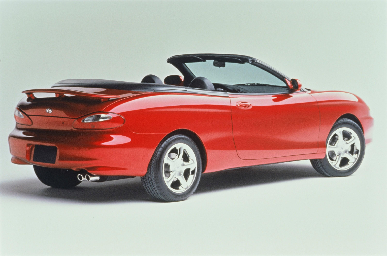 1996 Hyundai Tiburon Concept Picture 104410