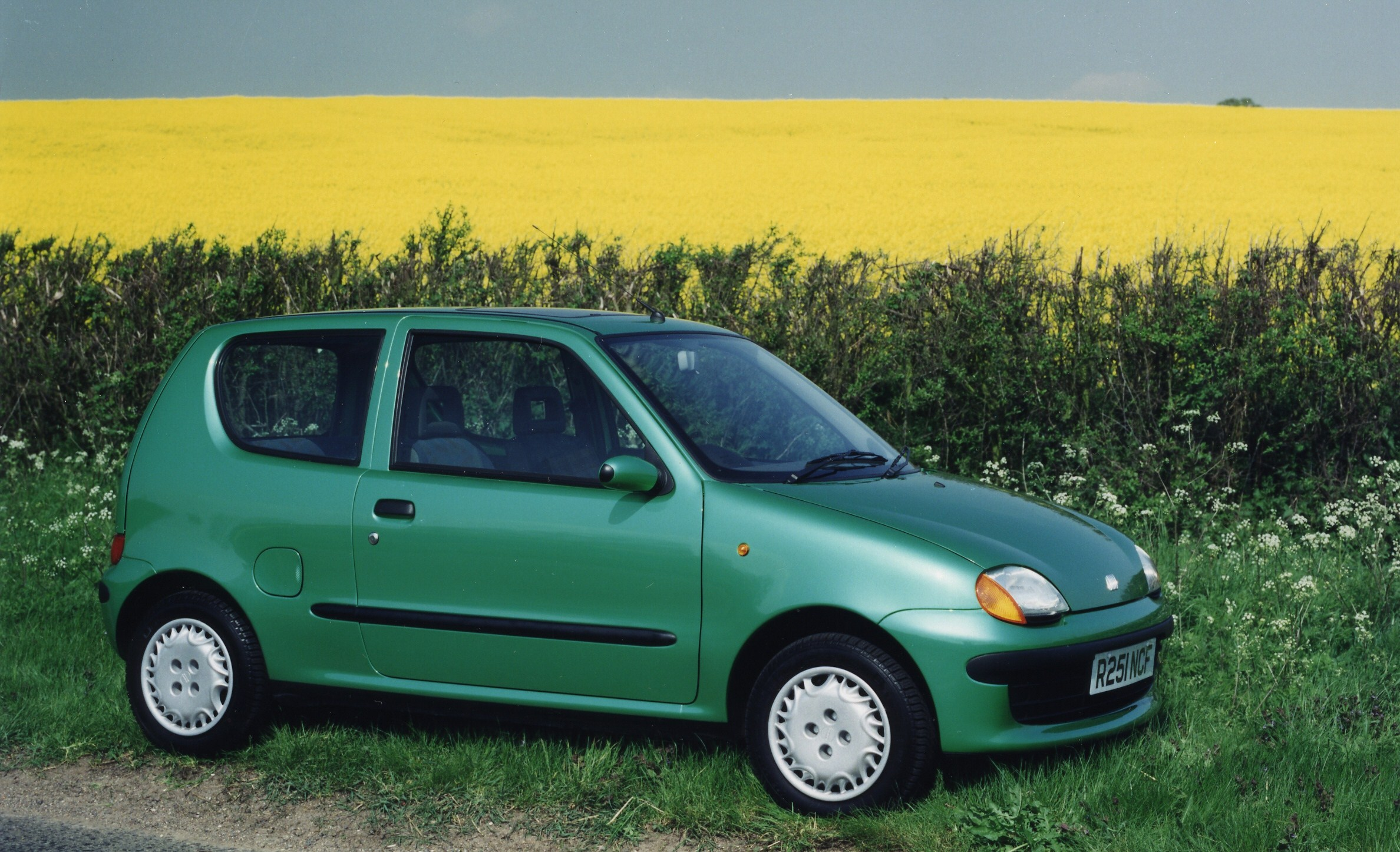 to sporting photo stock seicento of fiat built