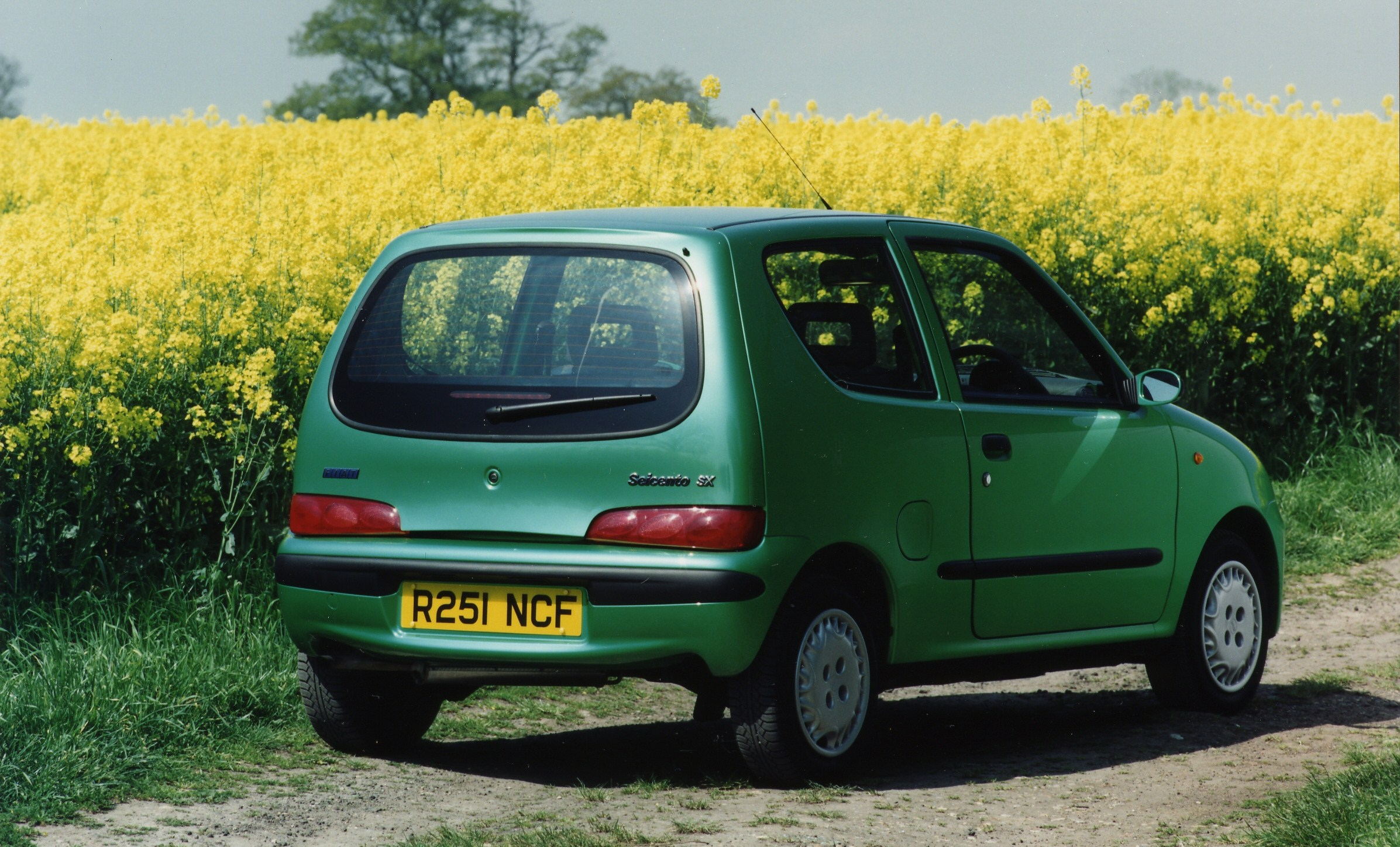1997 fiat seicento sporting picture 39902. Black Bedroom Furniture Sets. Home Design Ideas