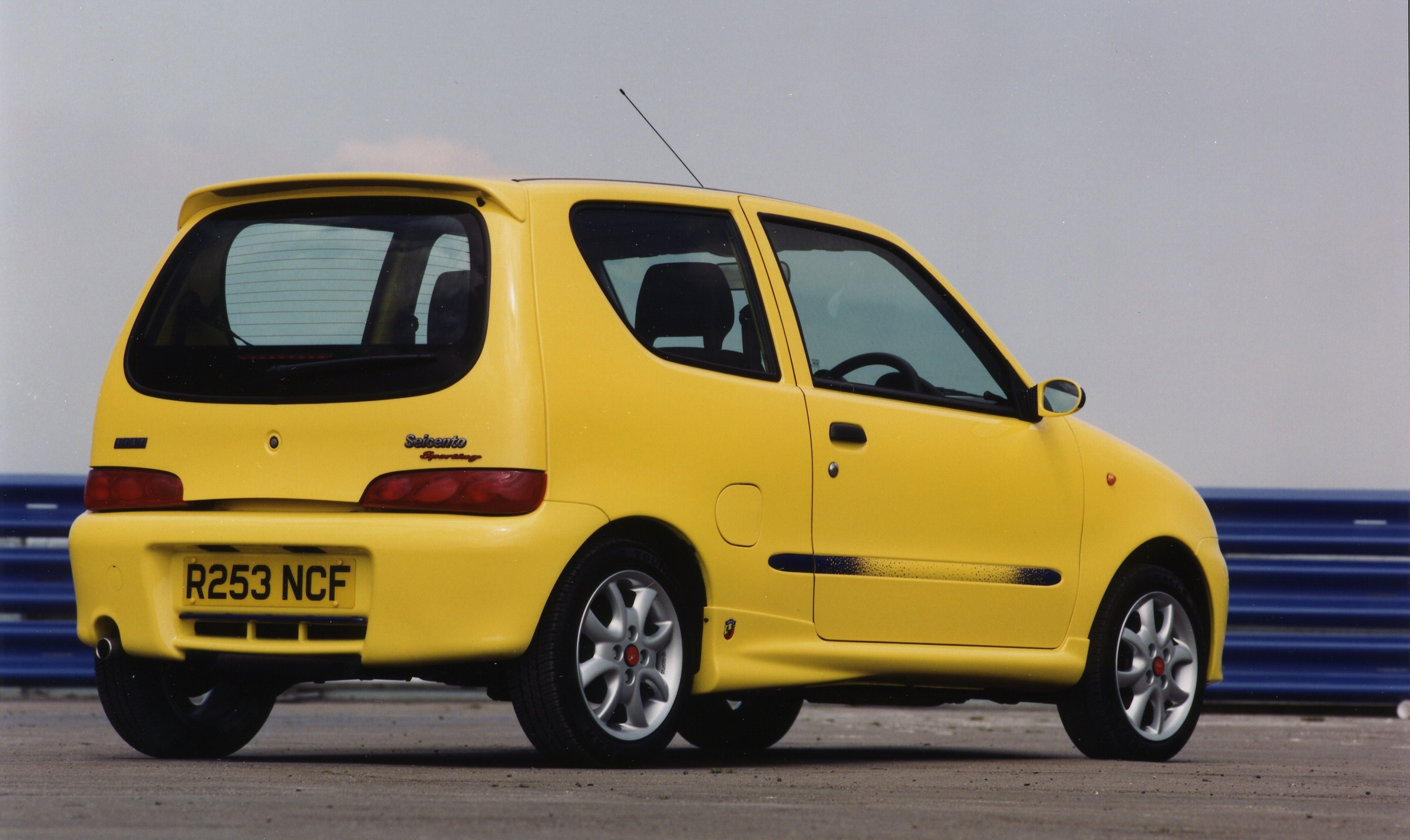 Fiat Seicento Sporting With Abarth Sport Kit Picture 39898