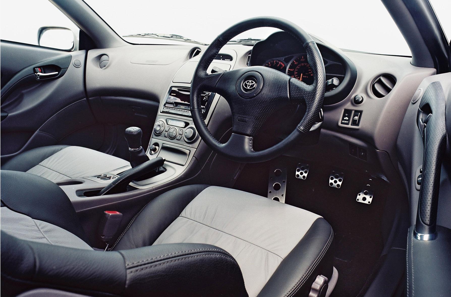 Porsche Panamera Interior >> 1999 Toyota Celica T Sport - Picture 76769