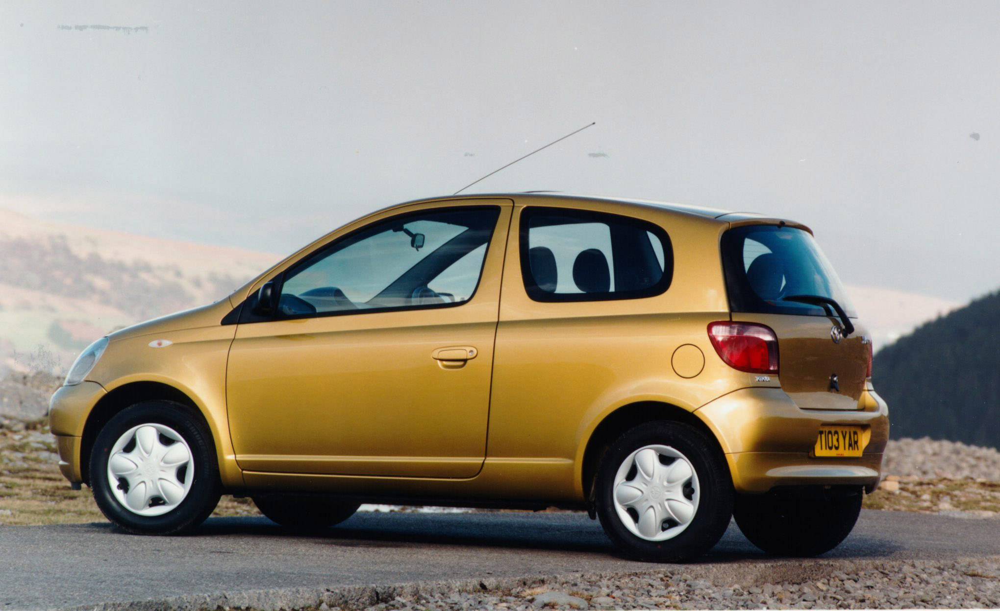 1999 Toyota Yaris Picture 76741