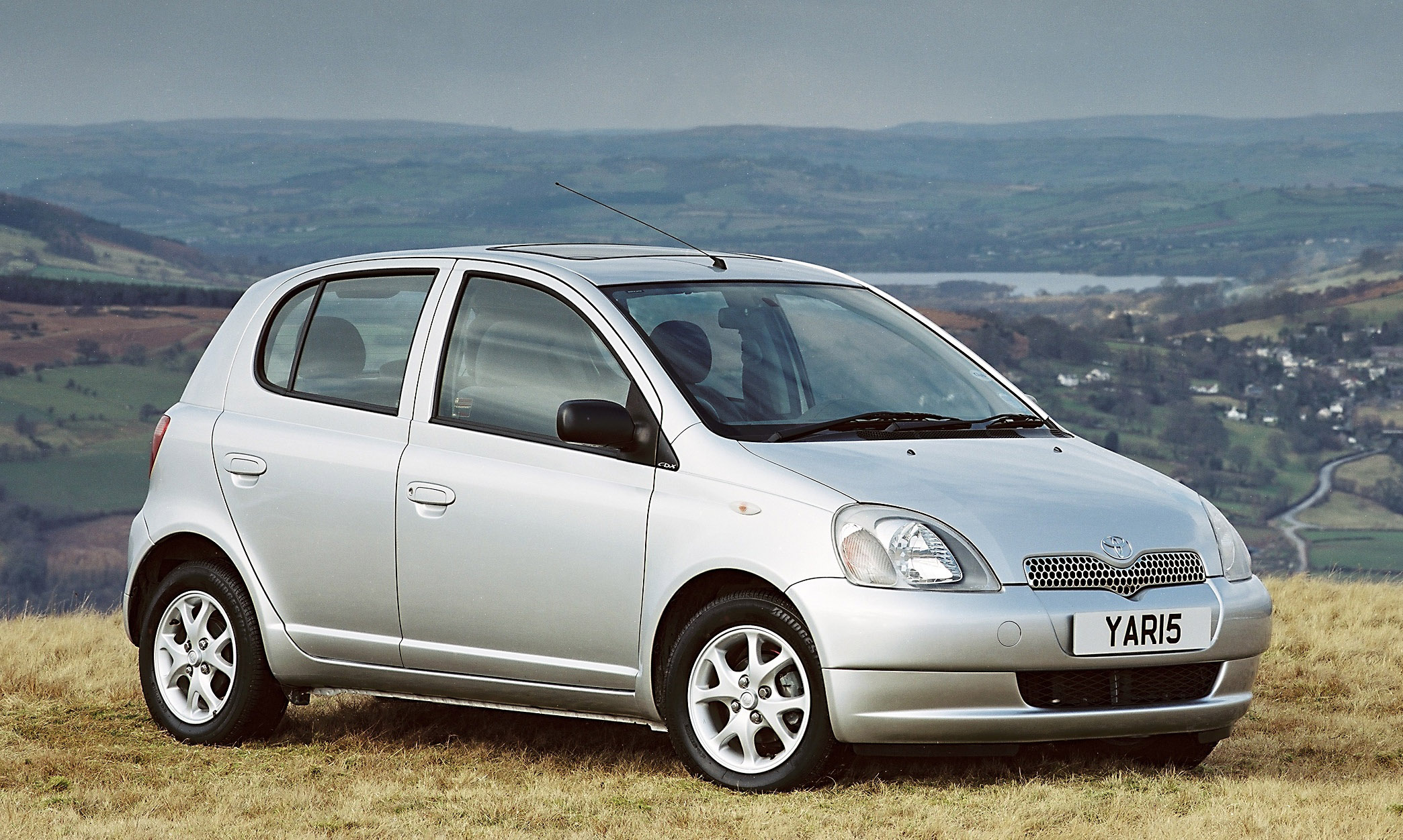 1999 Toyota Yaris Picture 76745