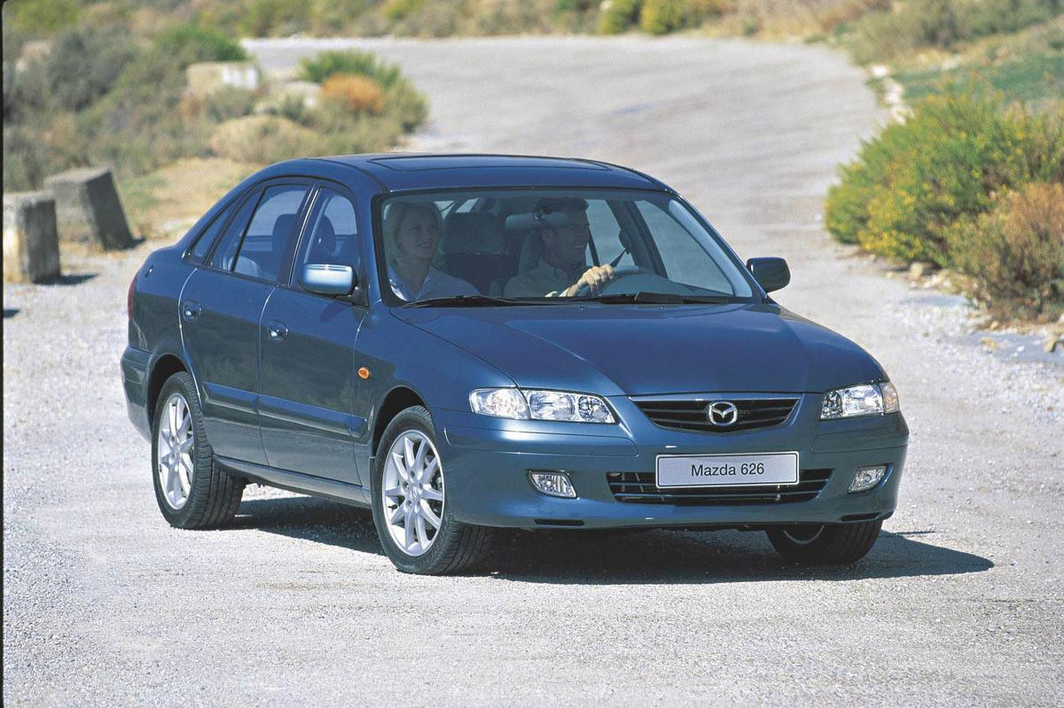 Kekurangan Mazda 626 2000 Harga