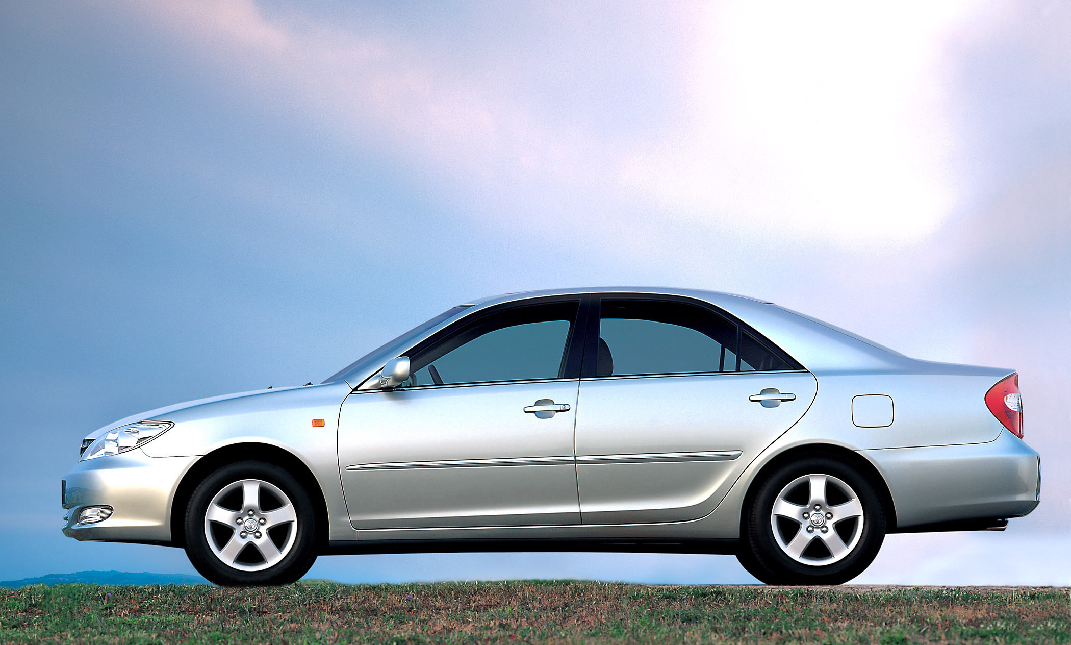 2001 Toyota Camry Picture 76899