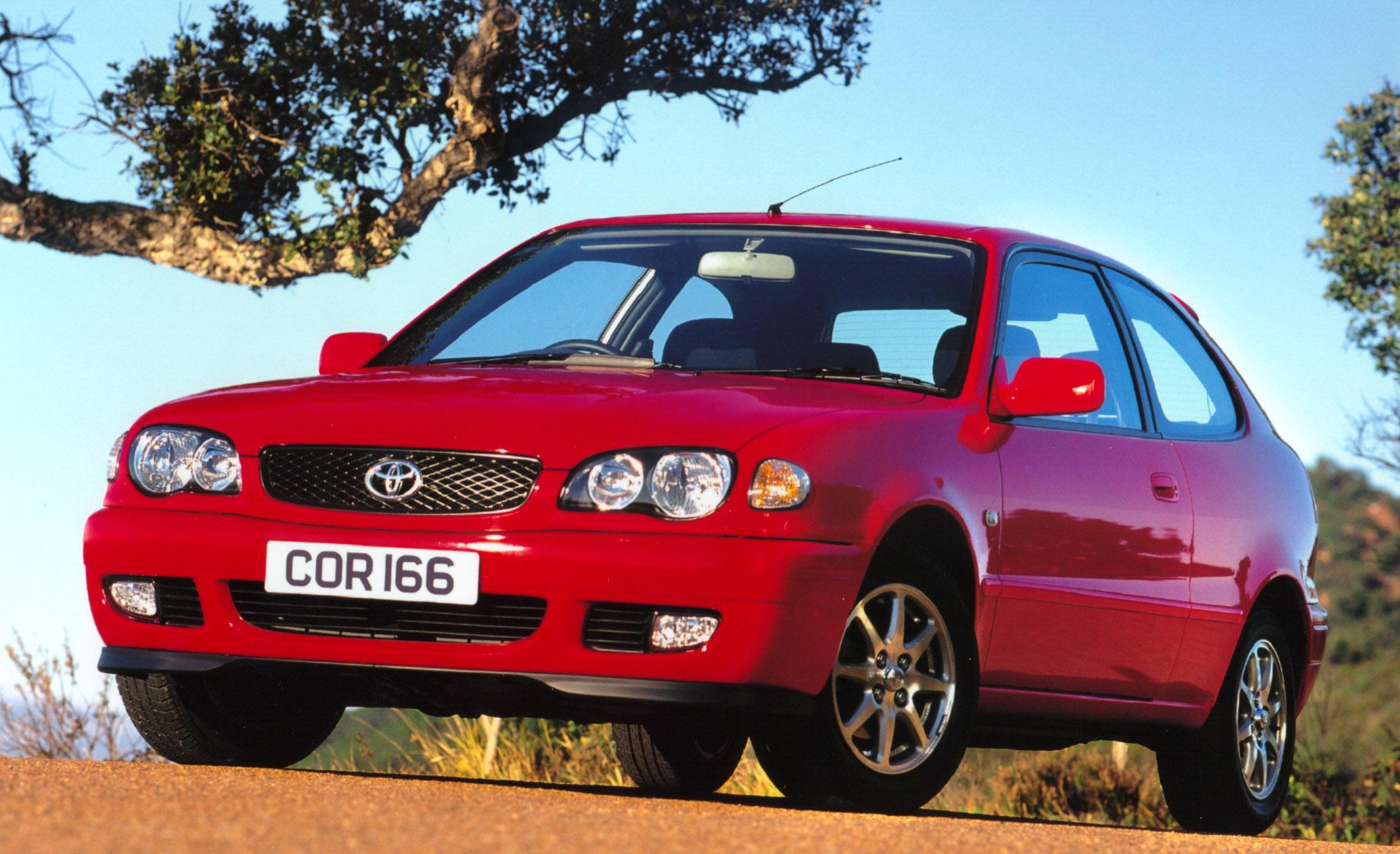 2001 Toyota Corolla Picture 76902