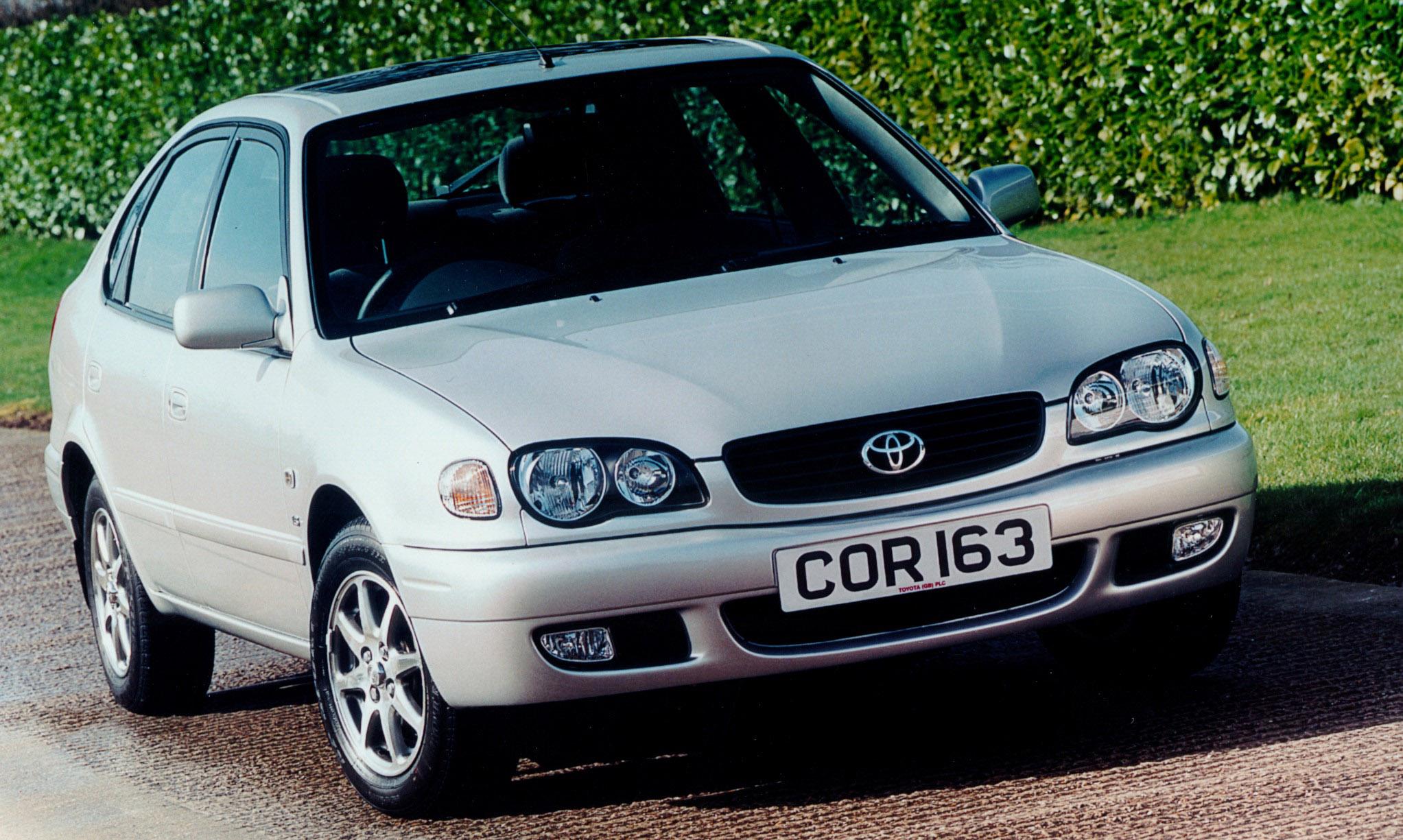 2001 Toyota Corolla Picture 76905