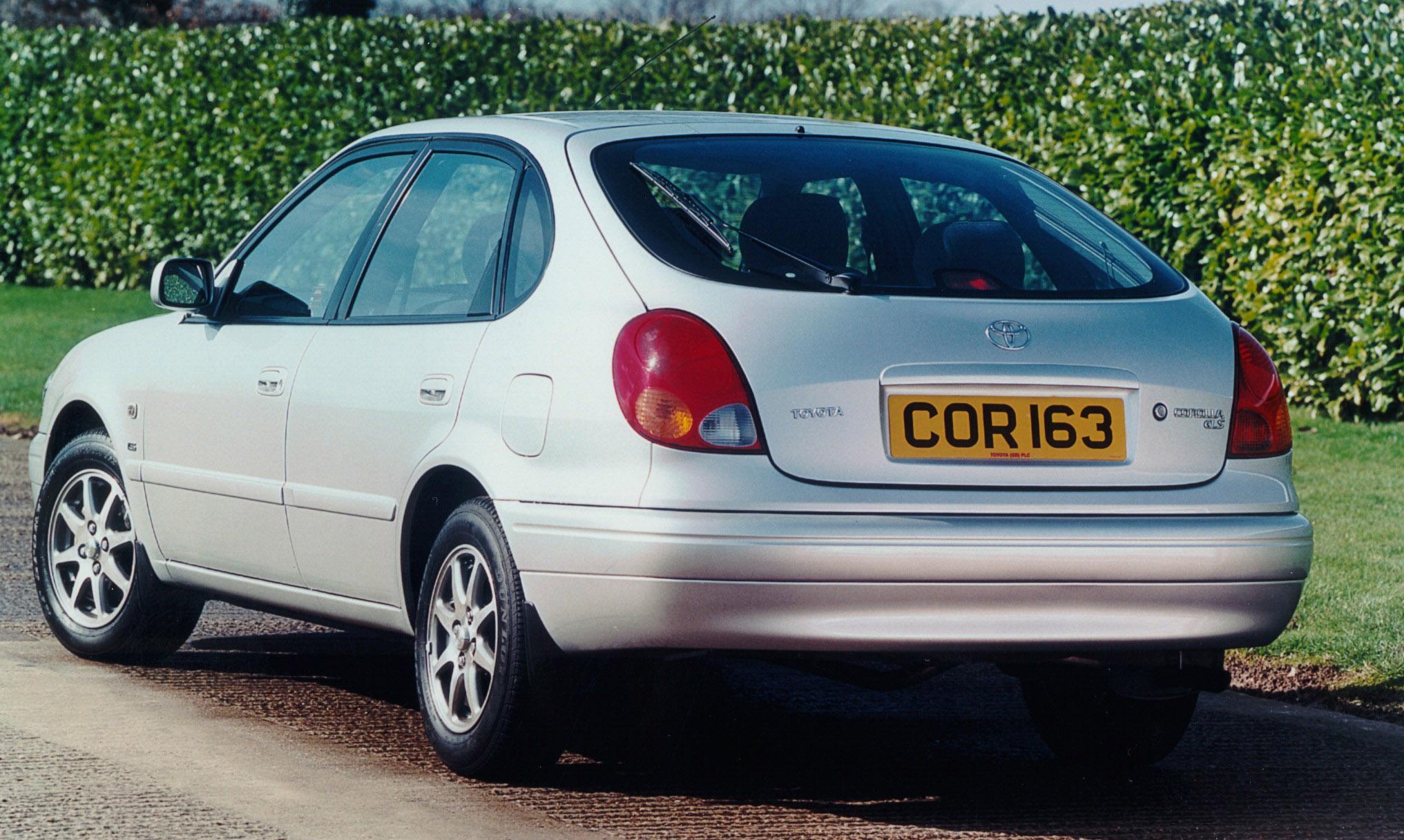 2001 Toyota Corolla Picture 76906