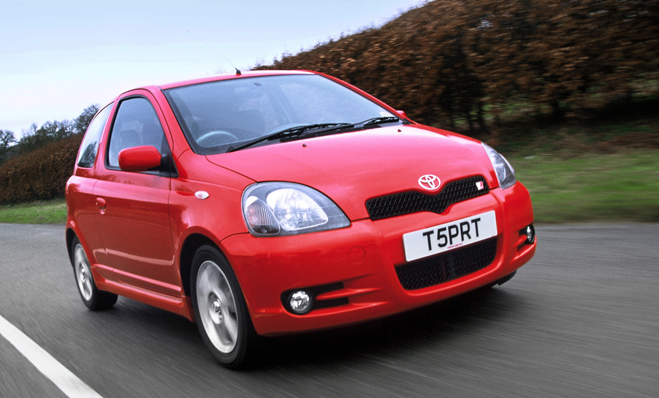 2001 Toyota Yaris T Sport Picture 76915