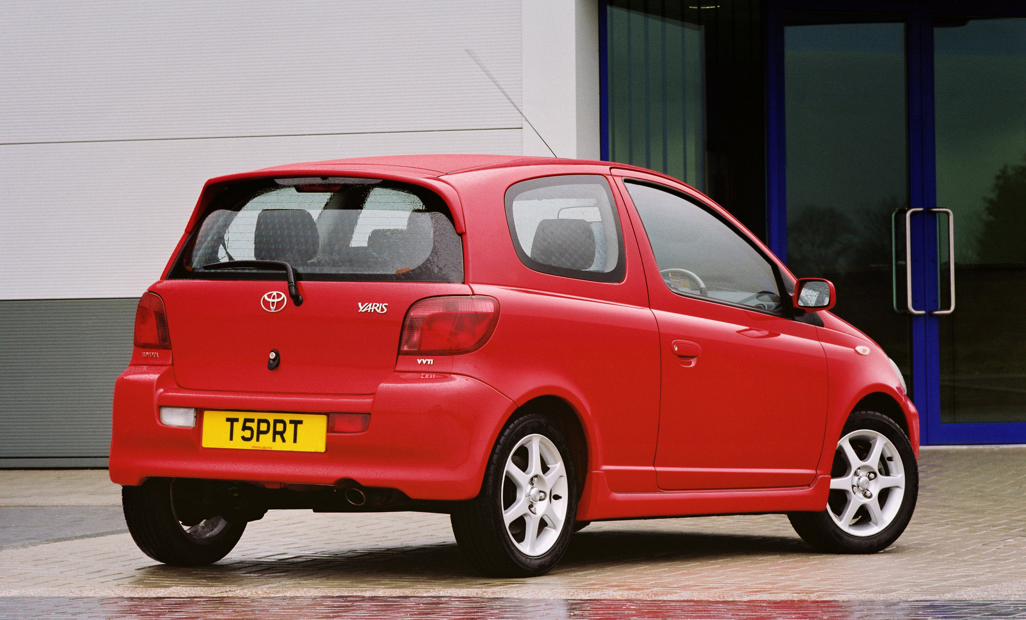 2001 Toyota Yaris T Sport - Picture 76919