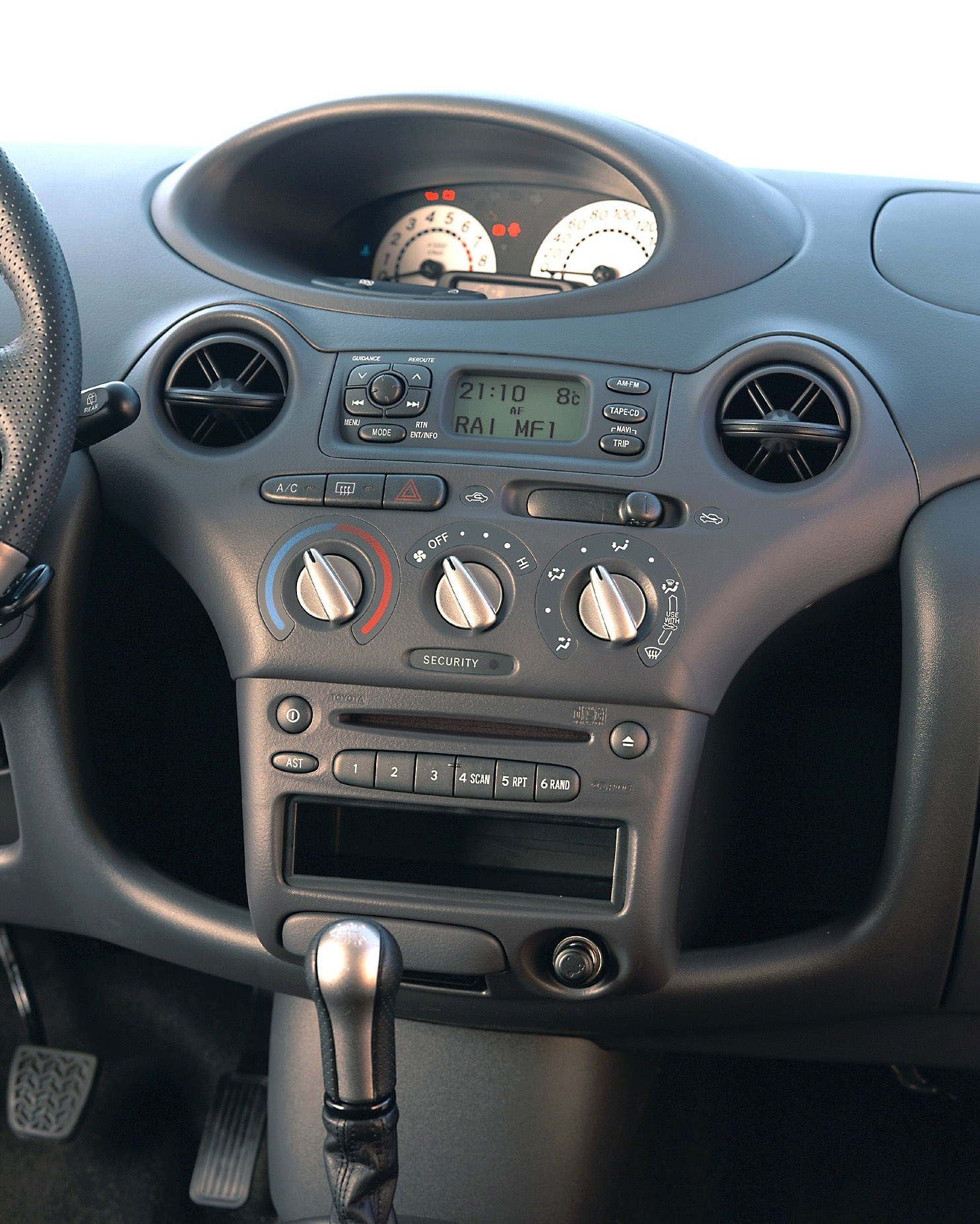Yaris 2017 Review >> 2001 Toyota Yaris T Sport - Picture 76925