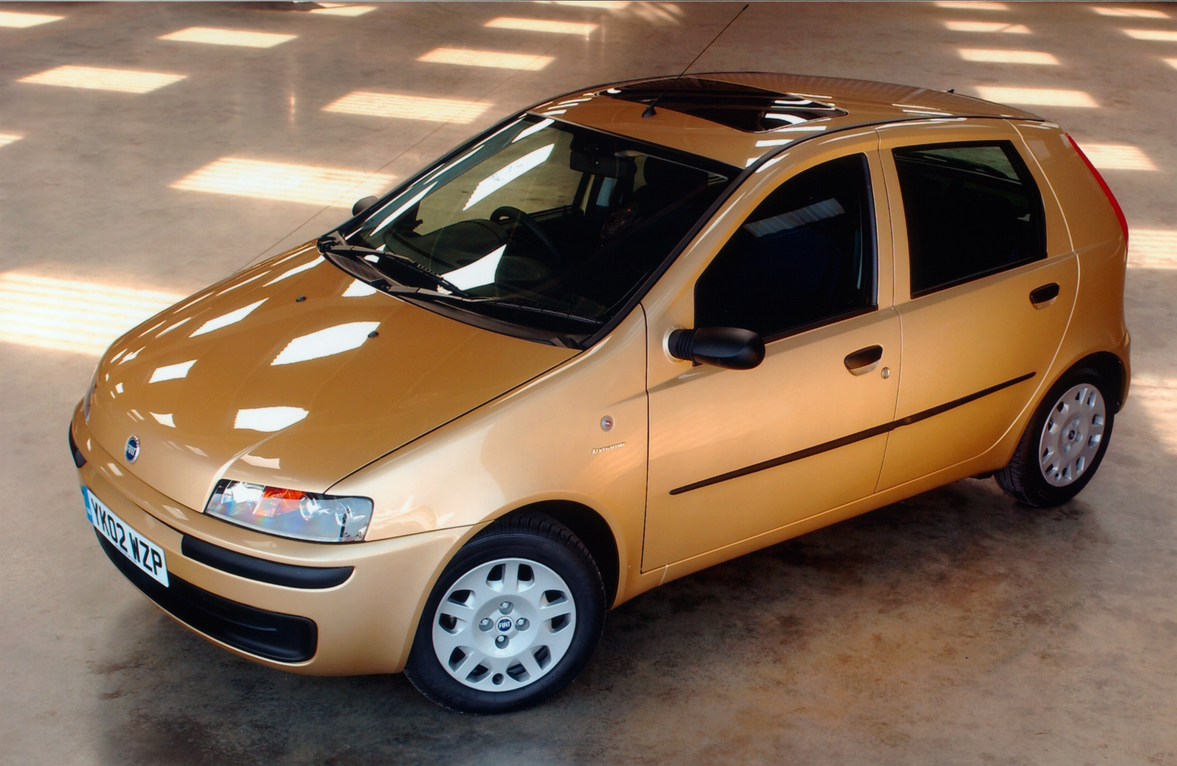 2002 Fiat Punto Dynamic Picture 39937