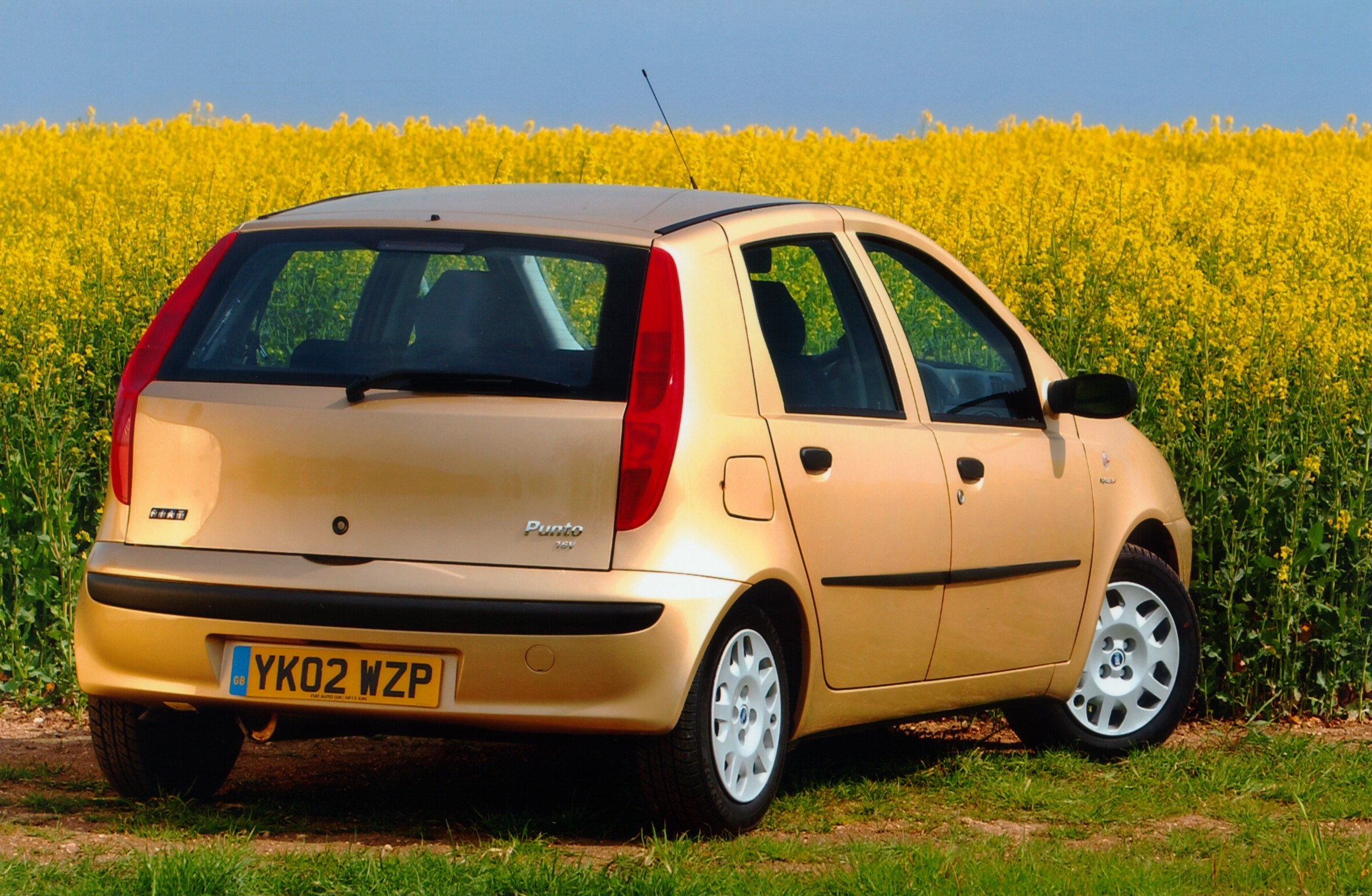 2002 Fiat Punto Dynamic Picture 39939