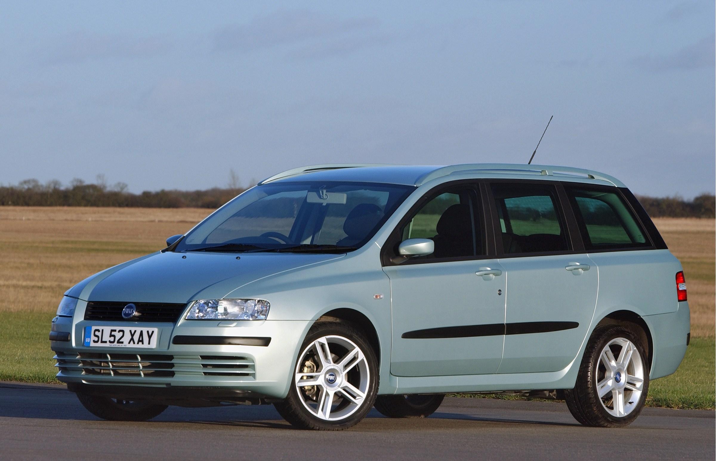 2002 Fiat Stilo Multi Wagon Picture 39825
