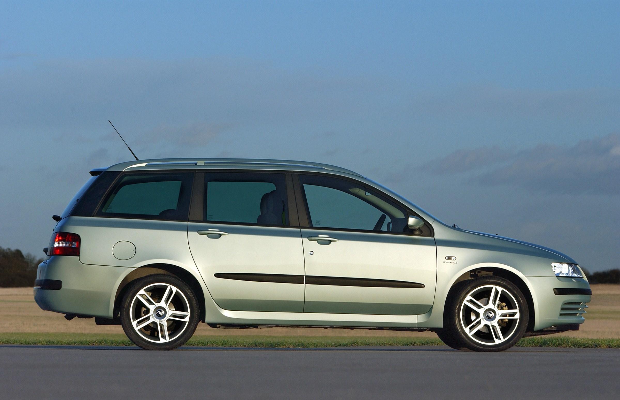 2002 Fiat Stilo Multi Wagon Picture 39827