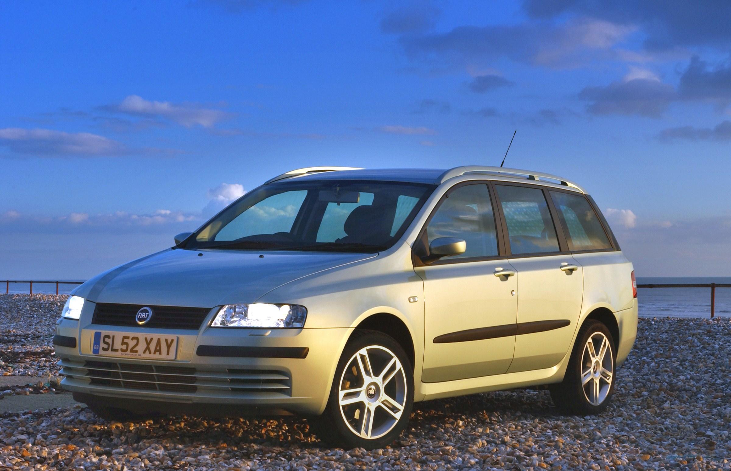 2002 Fiat Stilo Multi Wagon Picture 39829