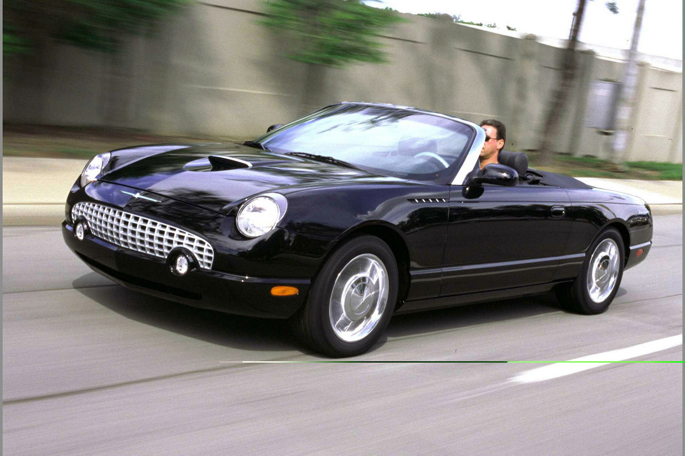 2002 Ford Thunderbird Neiman Marcus Edition Picture 39240