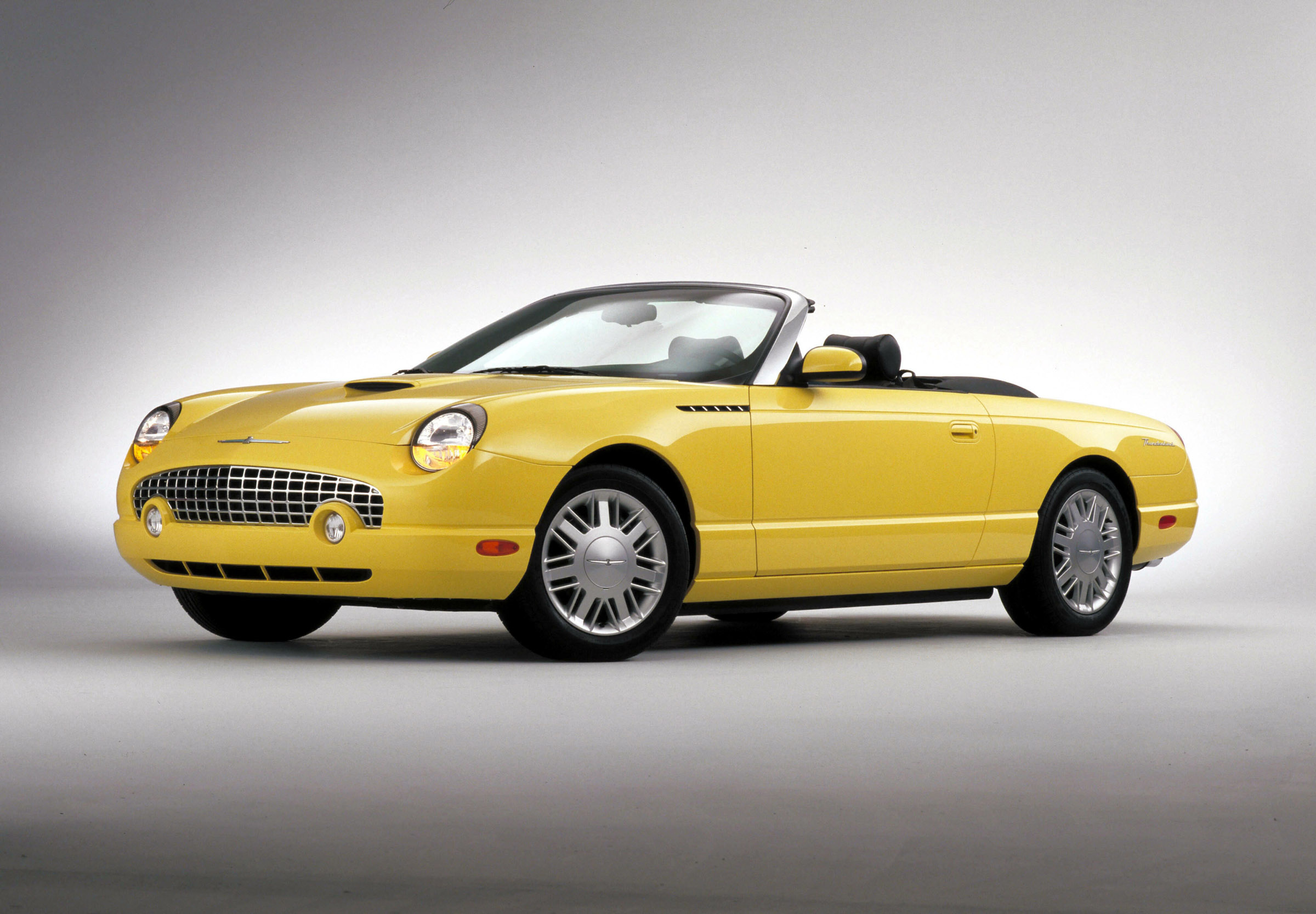 2002 Ford Thunderbird Picture