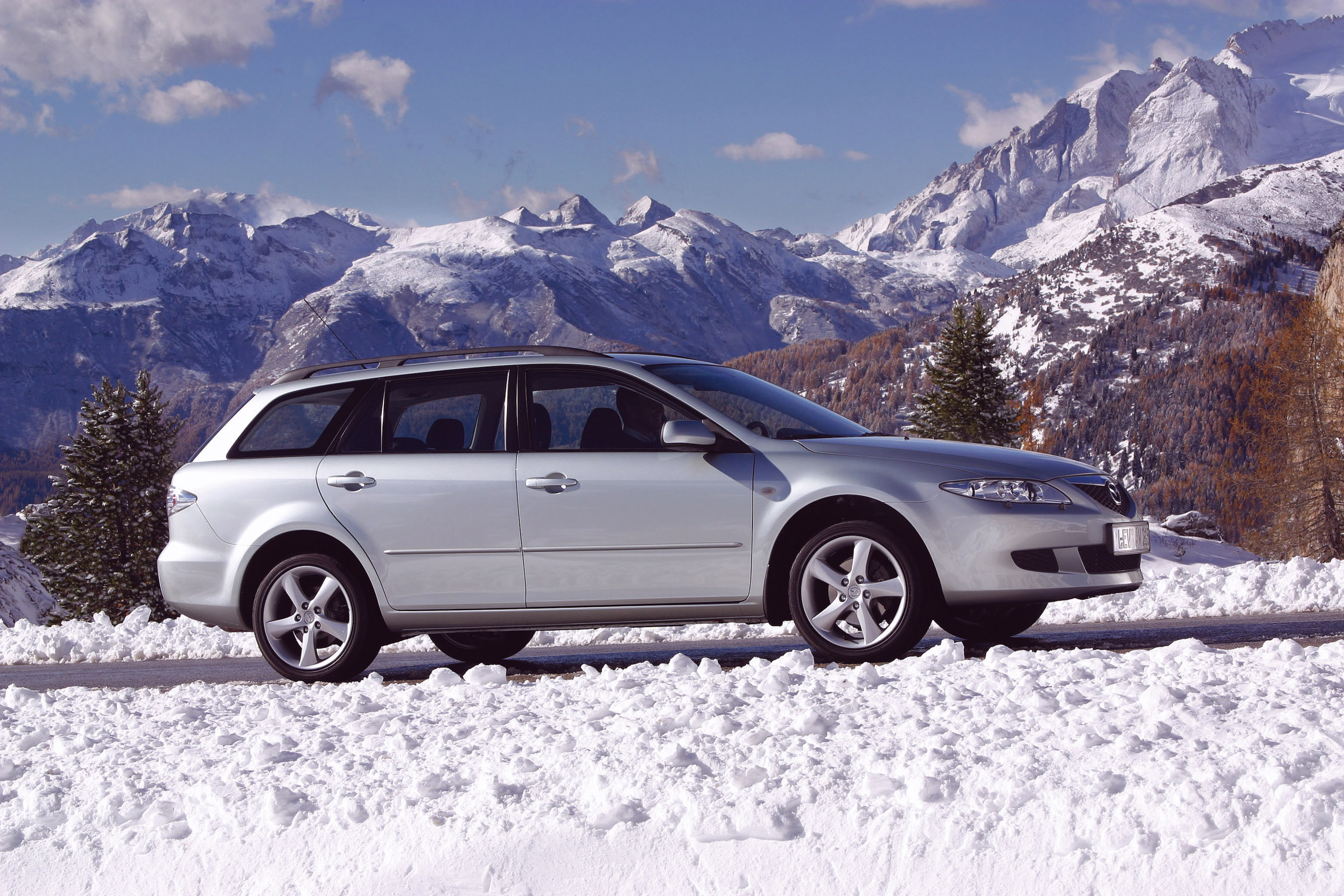 2002 Mazda 6 AWD - Picture 97001