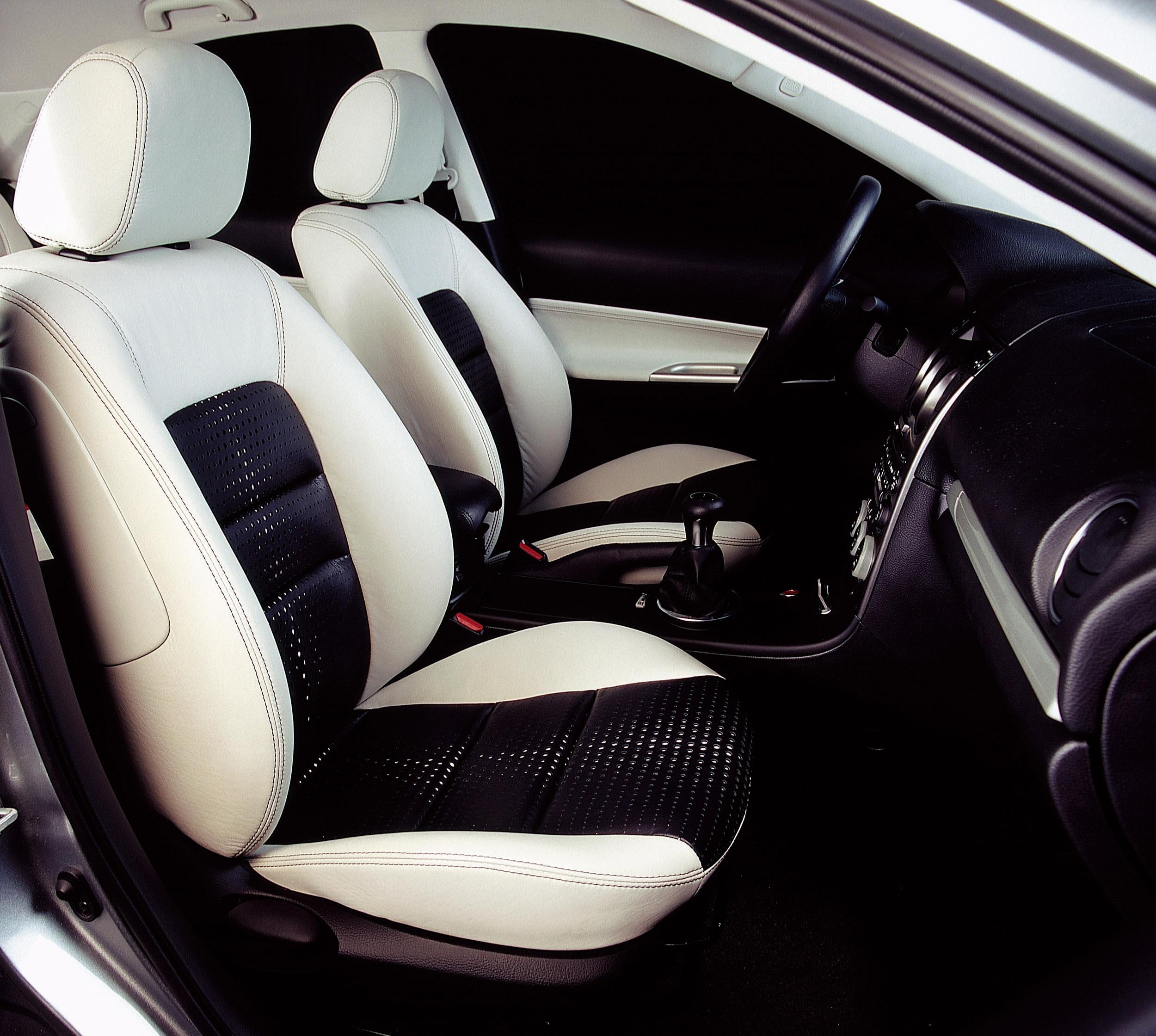 2010 Mazda Mazda6 Interior: Regula Exclusive Porsche Panamera In Carbon Fiber