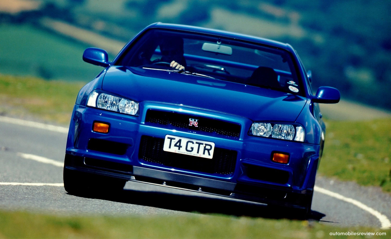 2002 Nissan Skyline Gt R R34 Picture 54323