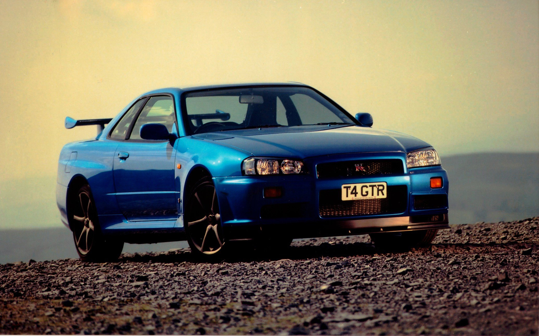 2002 Nissan Skyline Gt R R34 Picture 54326