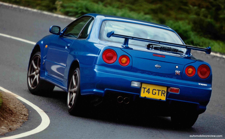 2002 Nissan Skyline Gt R R34 Picture 54330