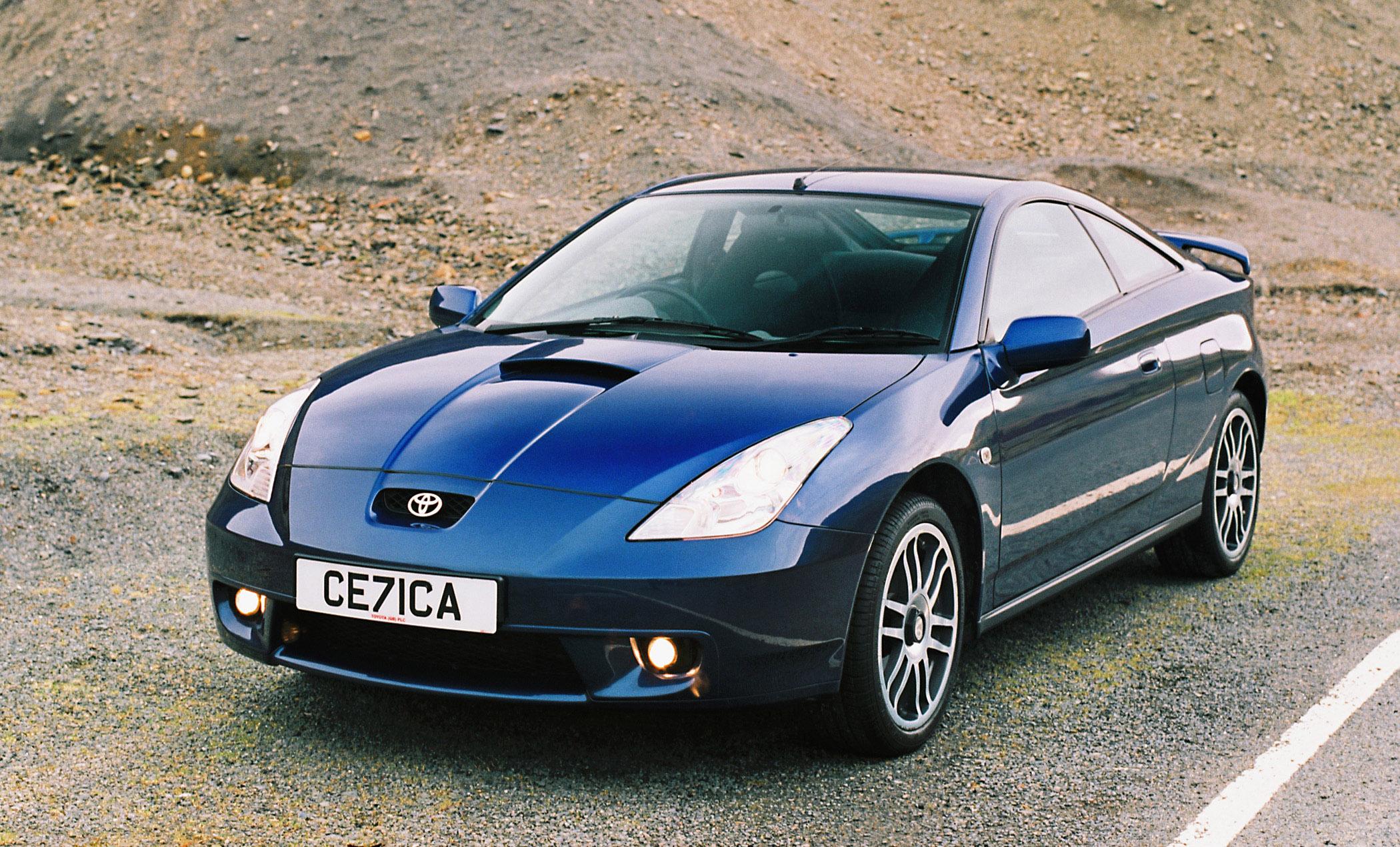 2002 Toyota Celica Picture 76941